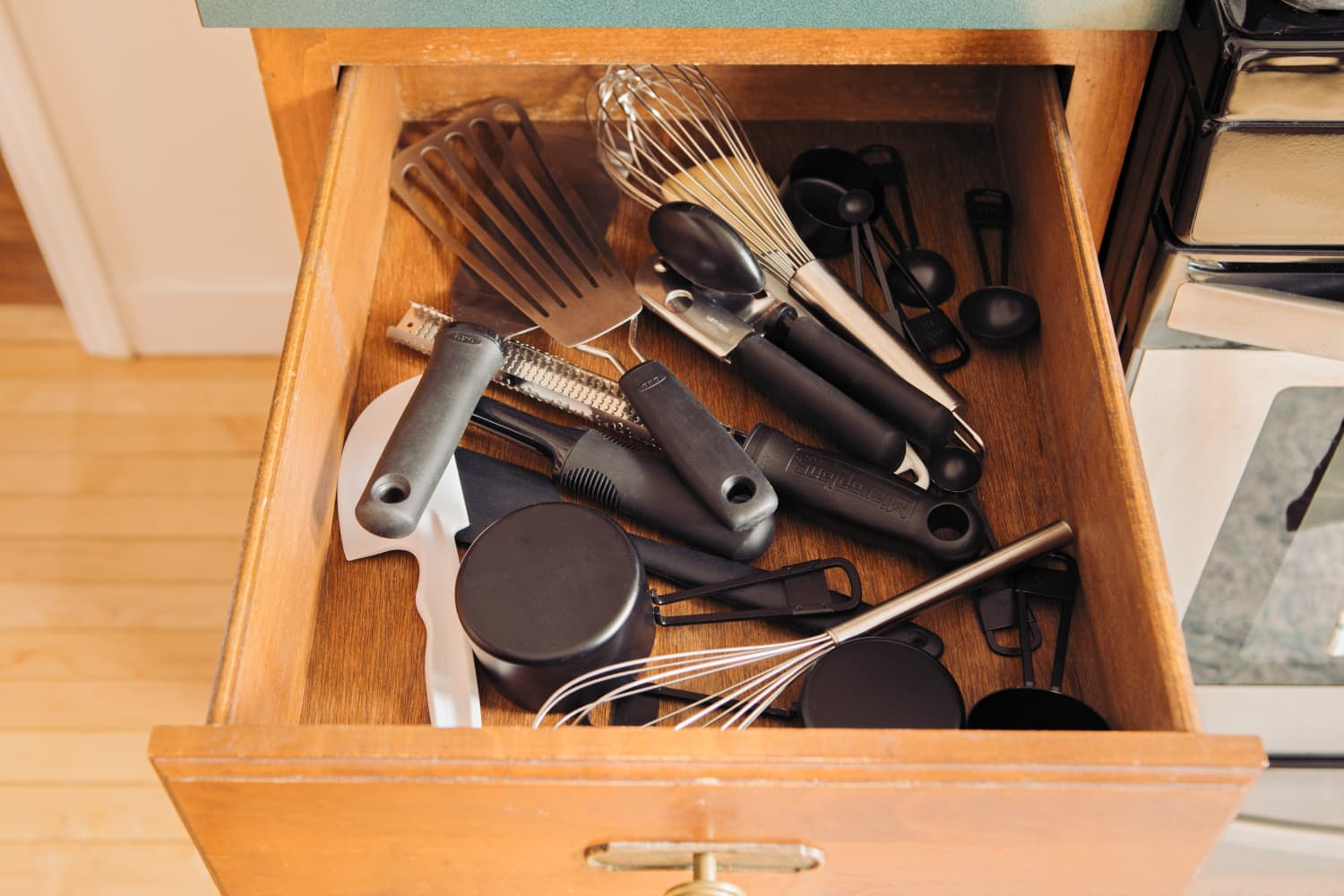 These Dresser Drawer Dividers Will Create the Most Organized Utensil Drawer of All Time