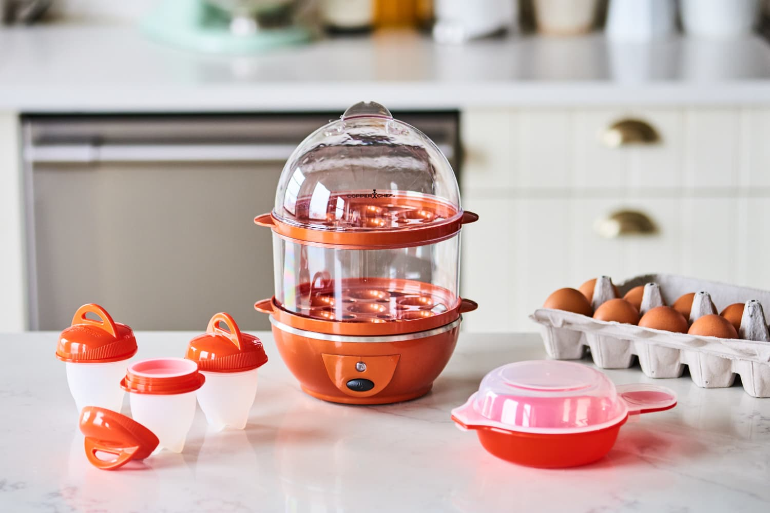 I Tried Every As-Seen-on-TV Egg Gadget — And Actually Really Liked 3 of Them