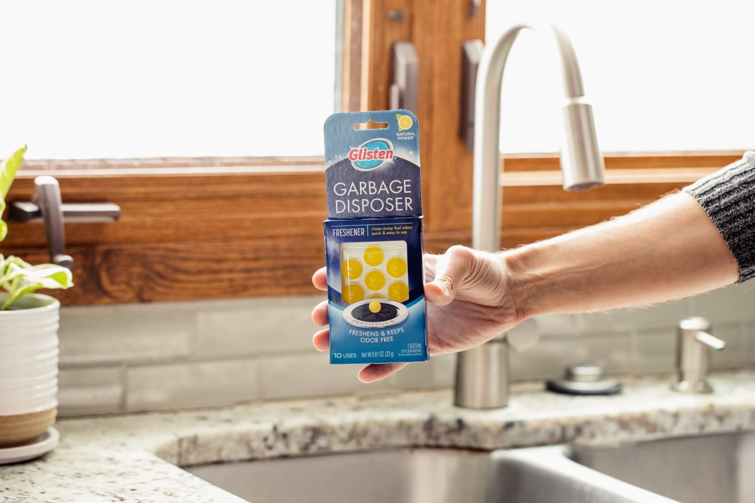 I Tried the Bestselling Garbage Disposal Cleaner on Amazon — Here's My Honest Review