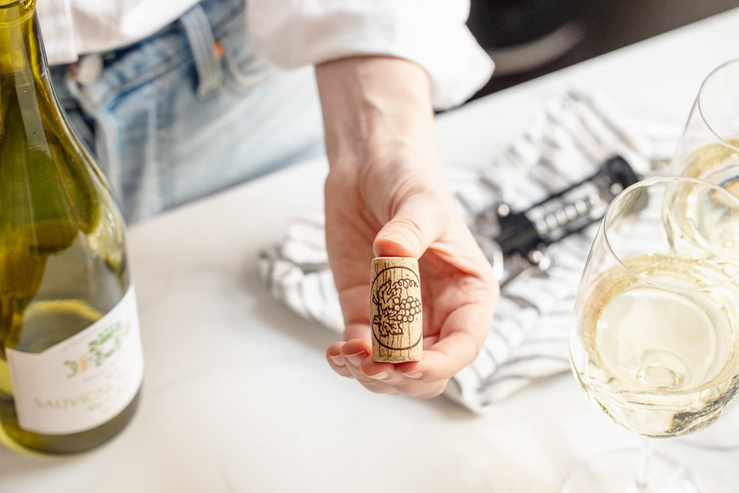 The Last Thing You Should Do with a Wine Cork