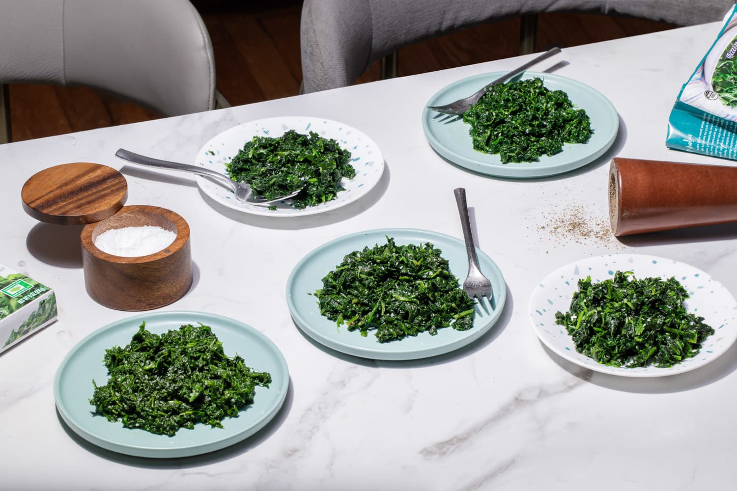 I Tried a Dozen Different Packs of Frozen Spinach — Here Are the 2 I'll Buy Again
