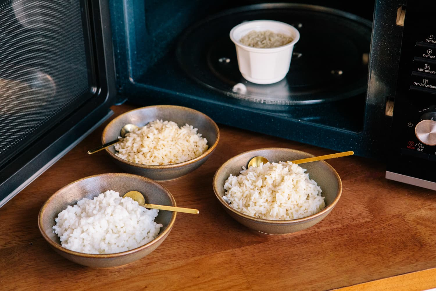 I Tried 8 Brands of Microwavable White Rice — This Is the One I'll Be Buying Again