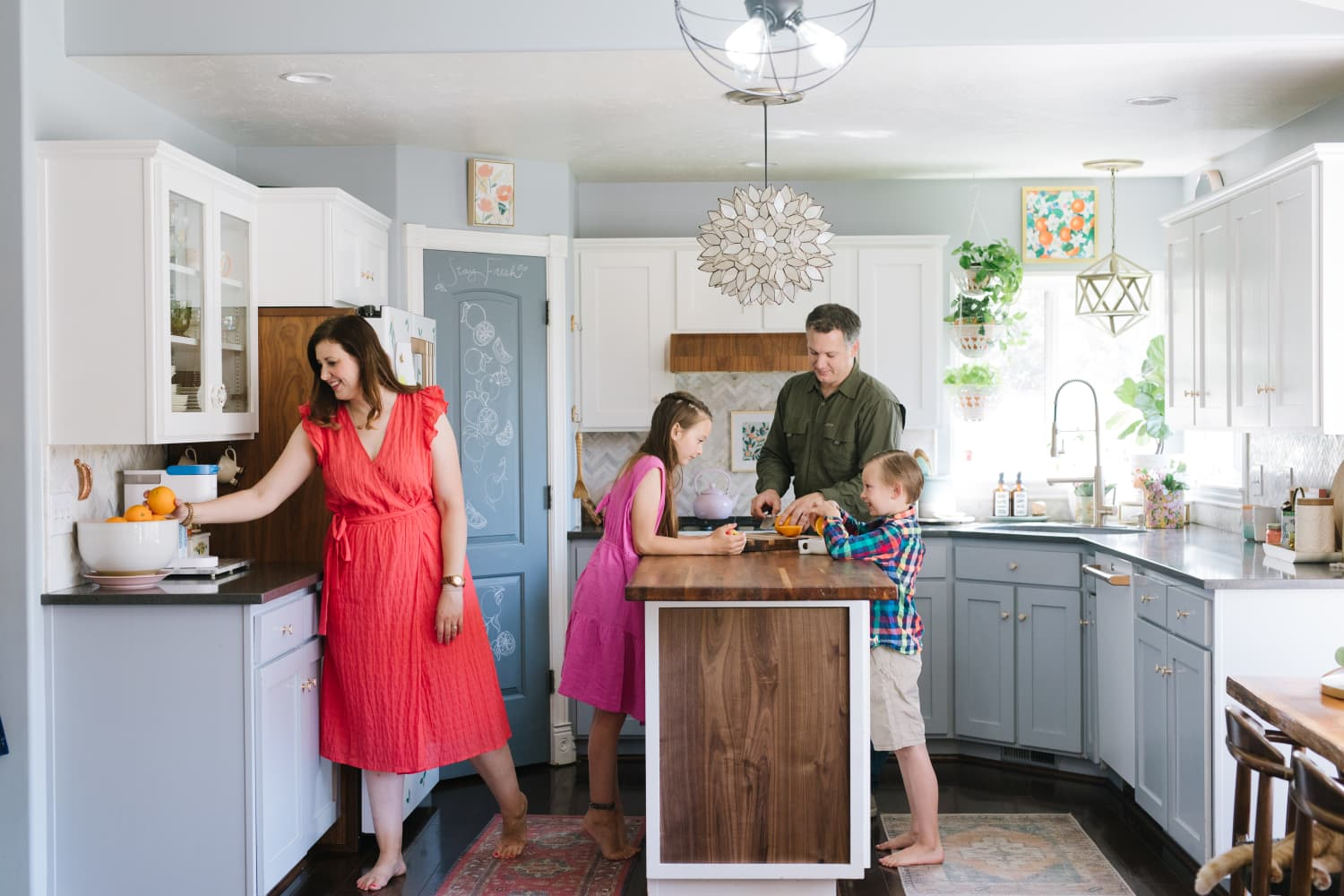 This Couple Ditched Their Stainless Steel Appliances — And It Was the Best Decision They Ever Made