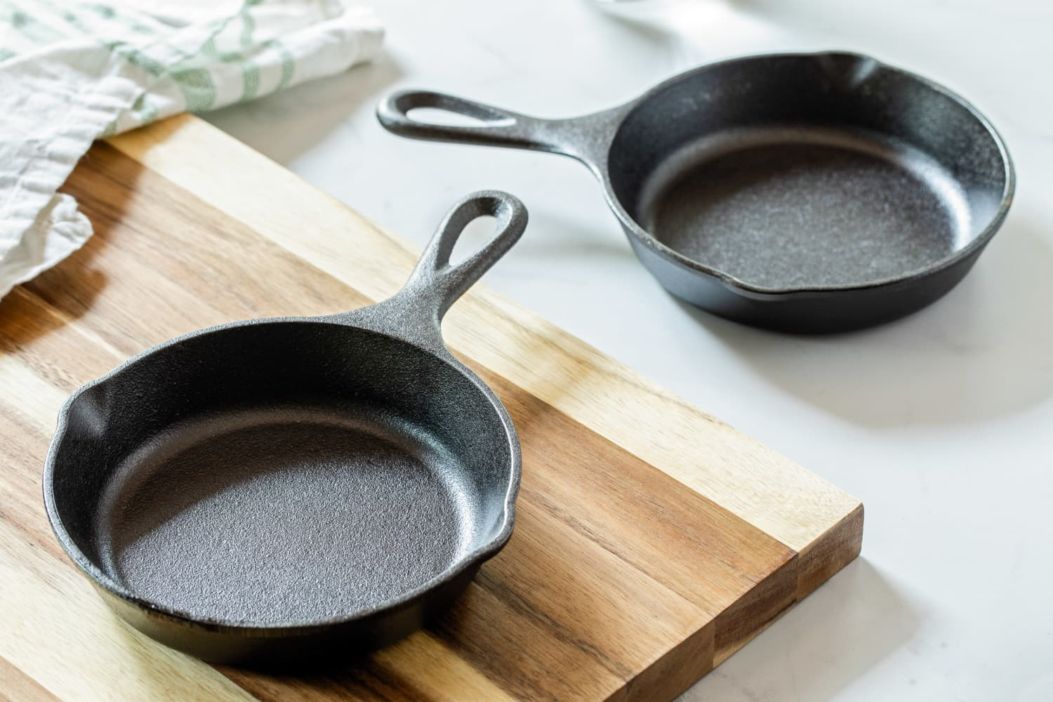 The $15 Tool That Makes Cleaning My Cast Iron Pan Effortless