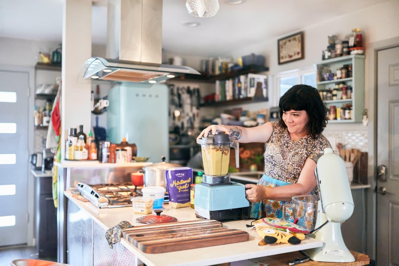 The Way We Eat: Summer Anne Burton, Vegan Editor and Writer in Austin