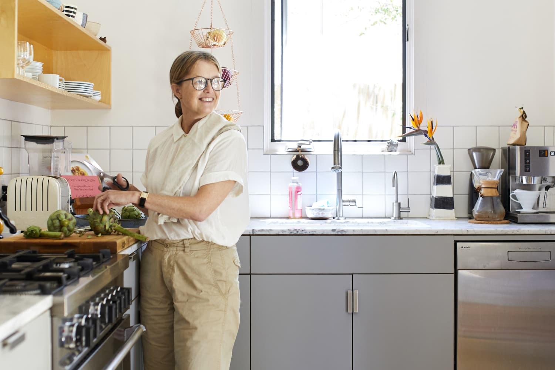The Los Angeles Gardener with a Brilliant Quesadilla Recipe