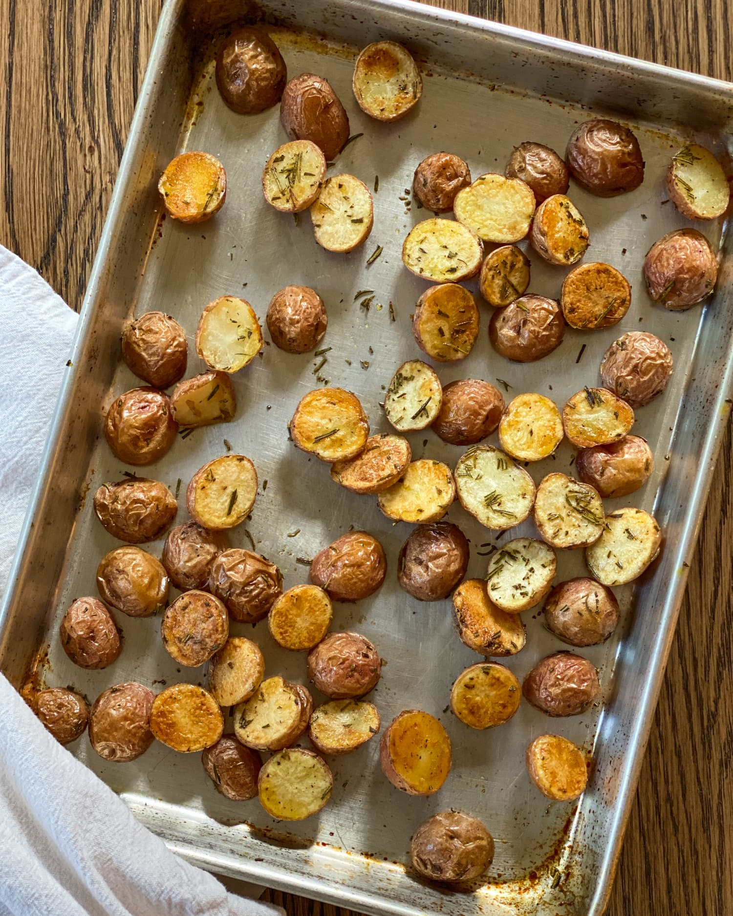 John Legend's Secret to Super-Crispy Roasted Potatoes