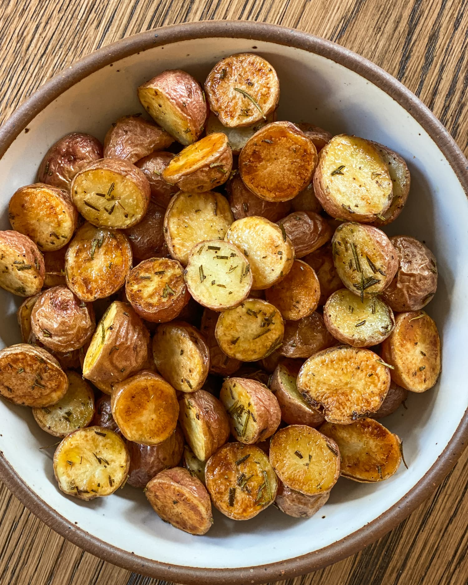 Crispy Baby Potatoes Are the Perfect Go-to Side Dish