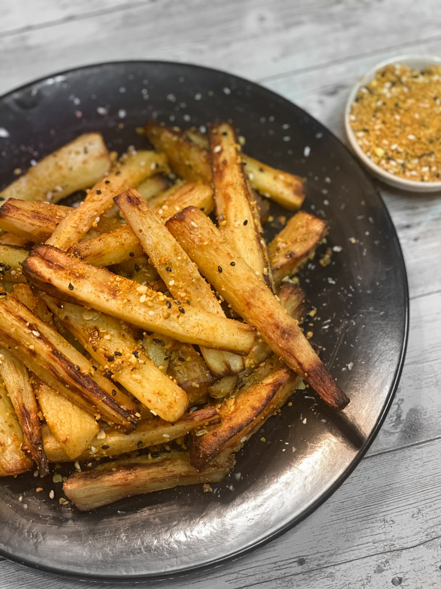I Serve These Roasted Parsnips Like French Fries (They're Just as Easy and Tasty)