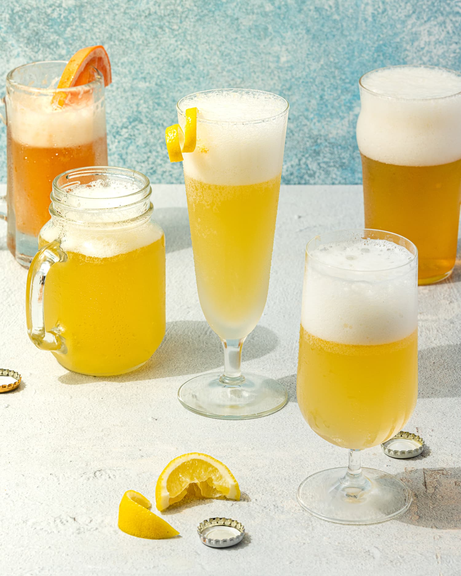 This Easy, Foolproof Shandy Recipe Is Endlessly Customizable