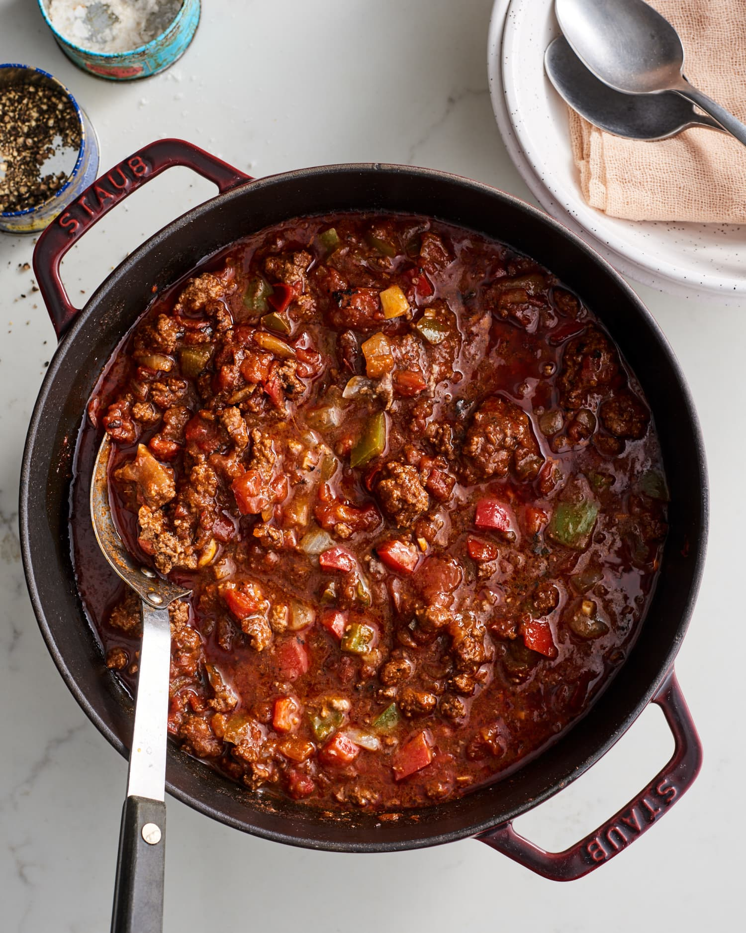 The Pantry Staple You Should Be Adding to Every Pot of Chili