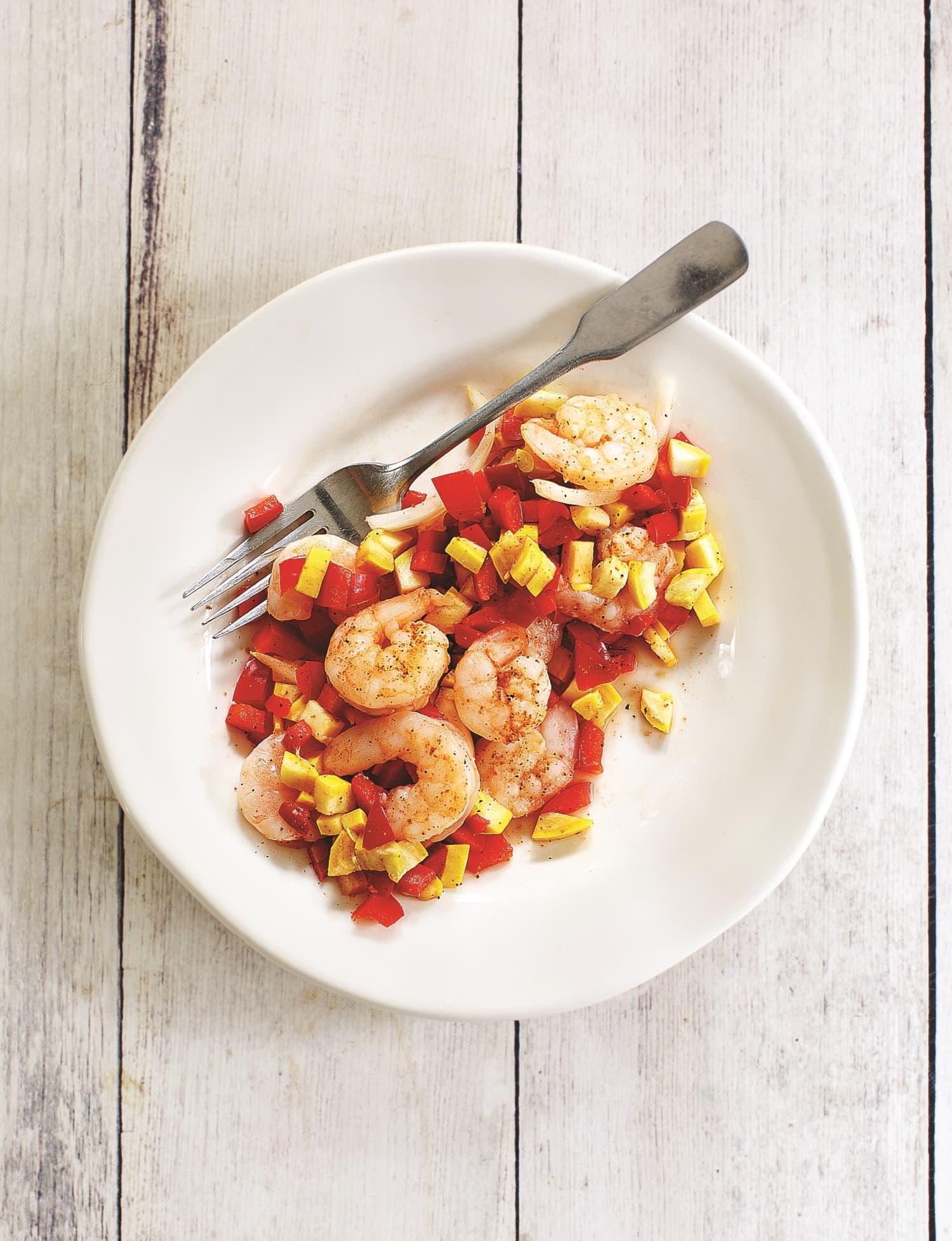 No-Mess Cajun Shrimp Foil Packs Are the Perfect Single-Serve Dinner
