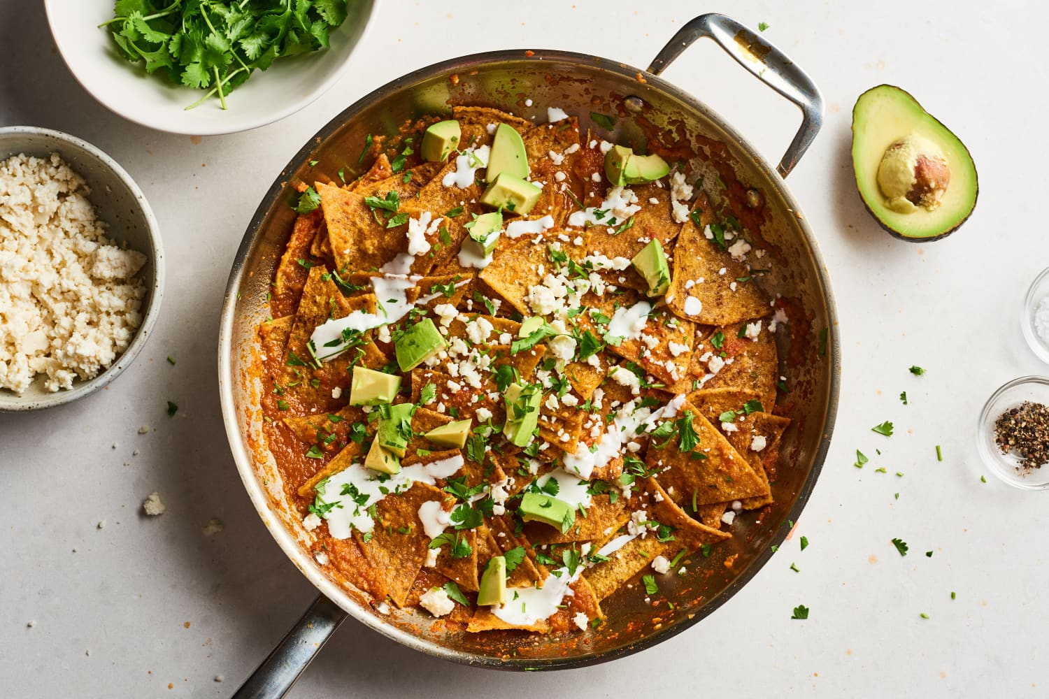 How To Make the Absolute Best Chilaquiles in Just 30 Minutes