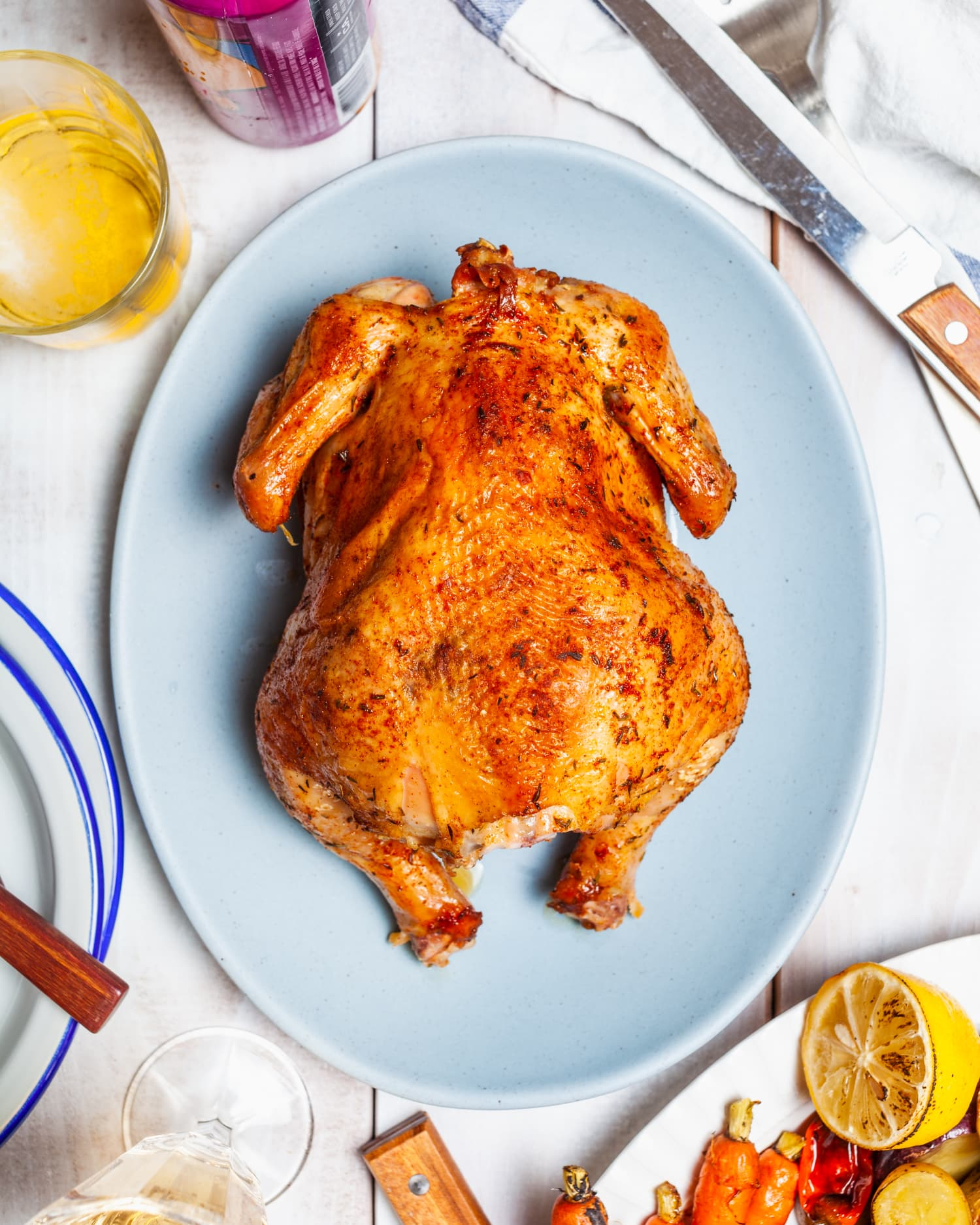 The One Thing I Do with *Every* Rotisserie Chicken I Buy