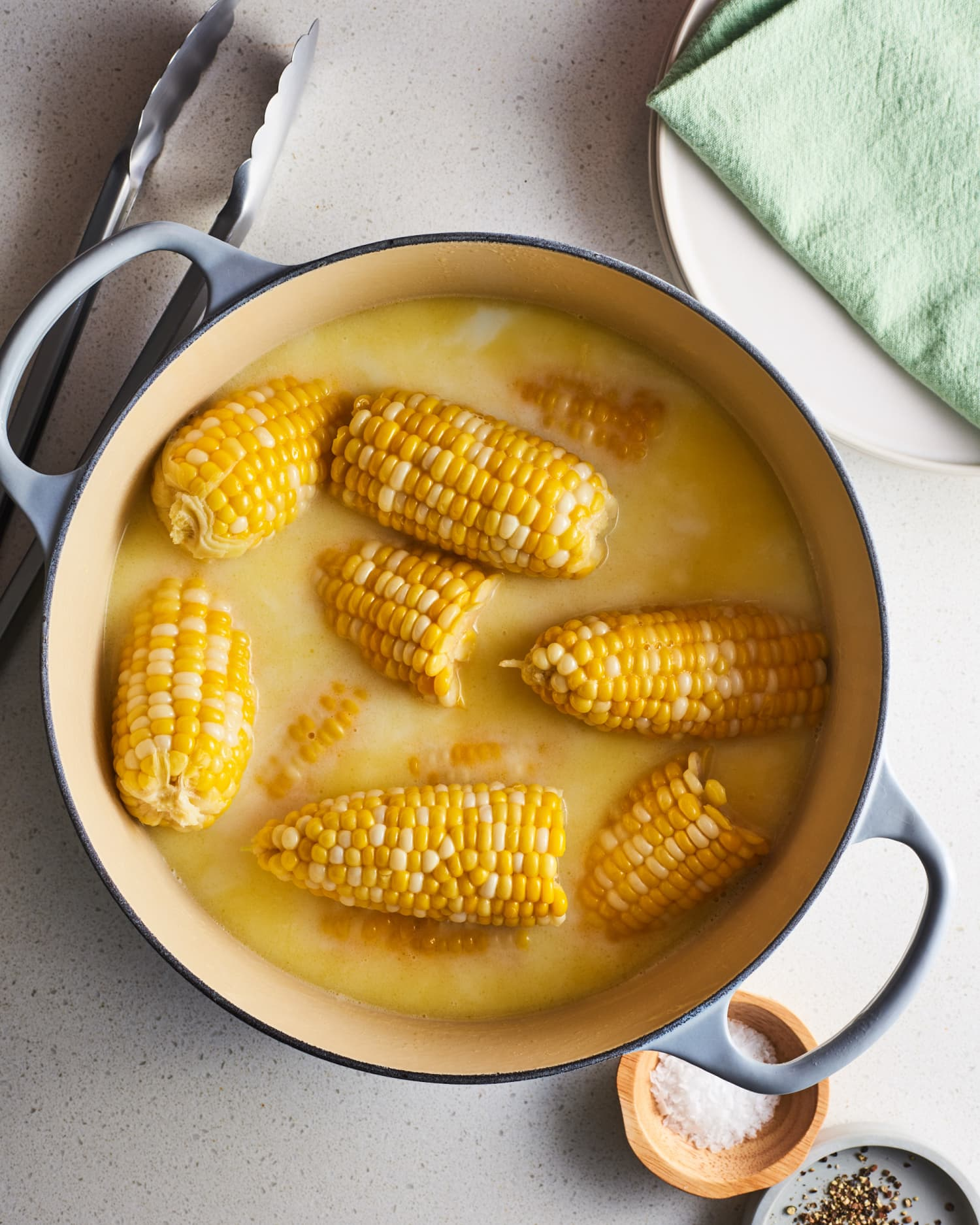 A Butter Bath Is the Only Way to Cook Corn This Summer