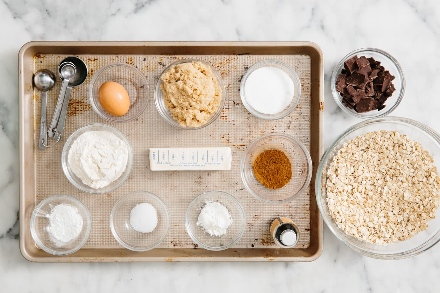 8 Pantry Staples Professional Bakers Always Keep on Hand