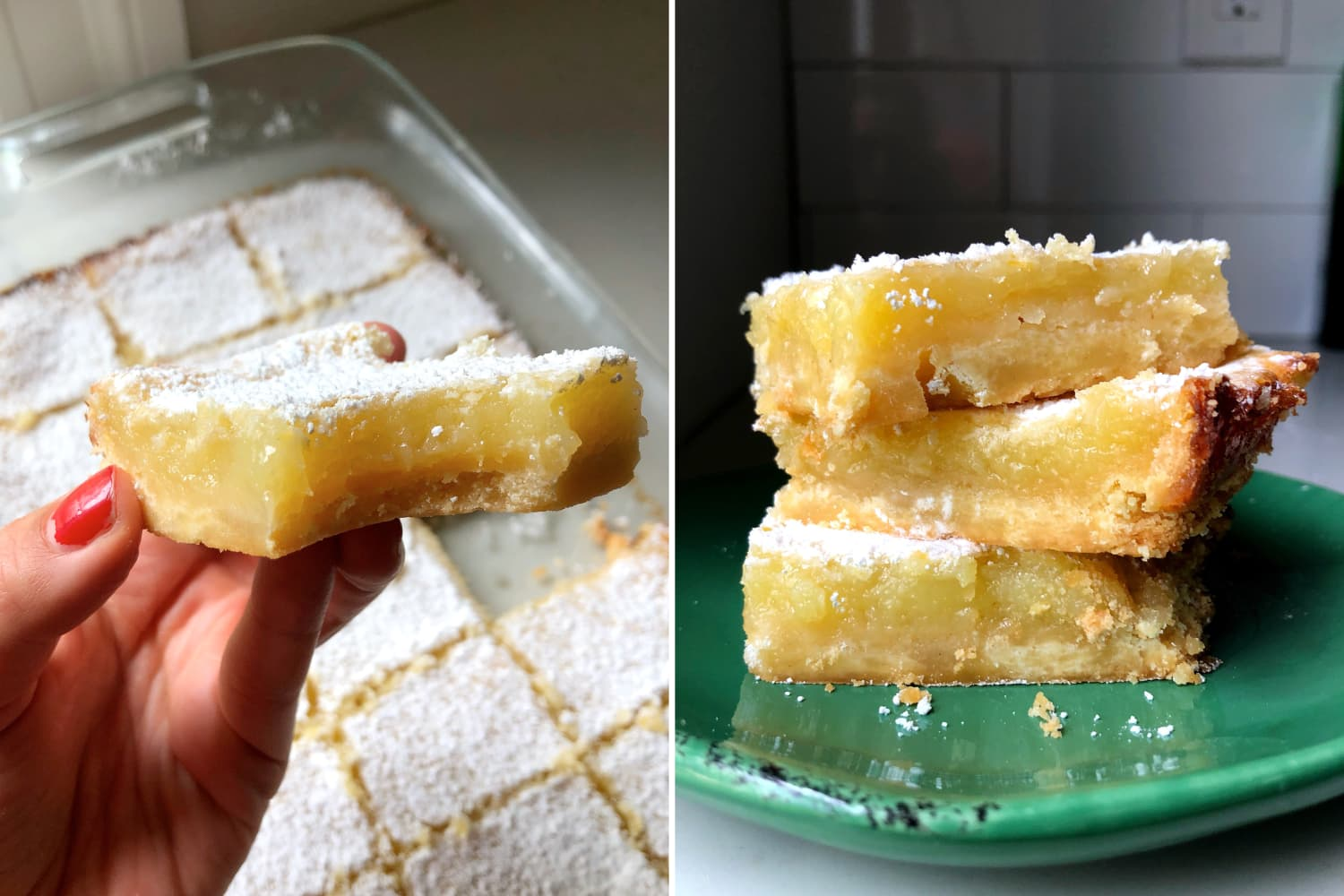 I Tried the Grandma Lemon Bars Going Viral on Reddit