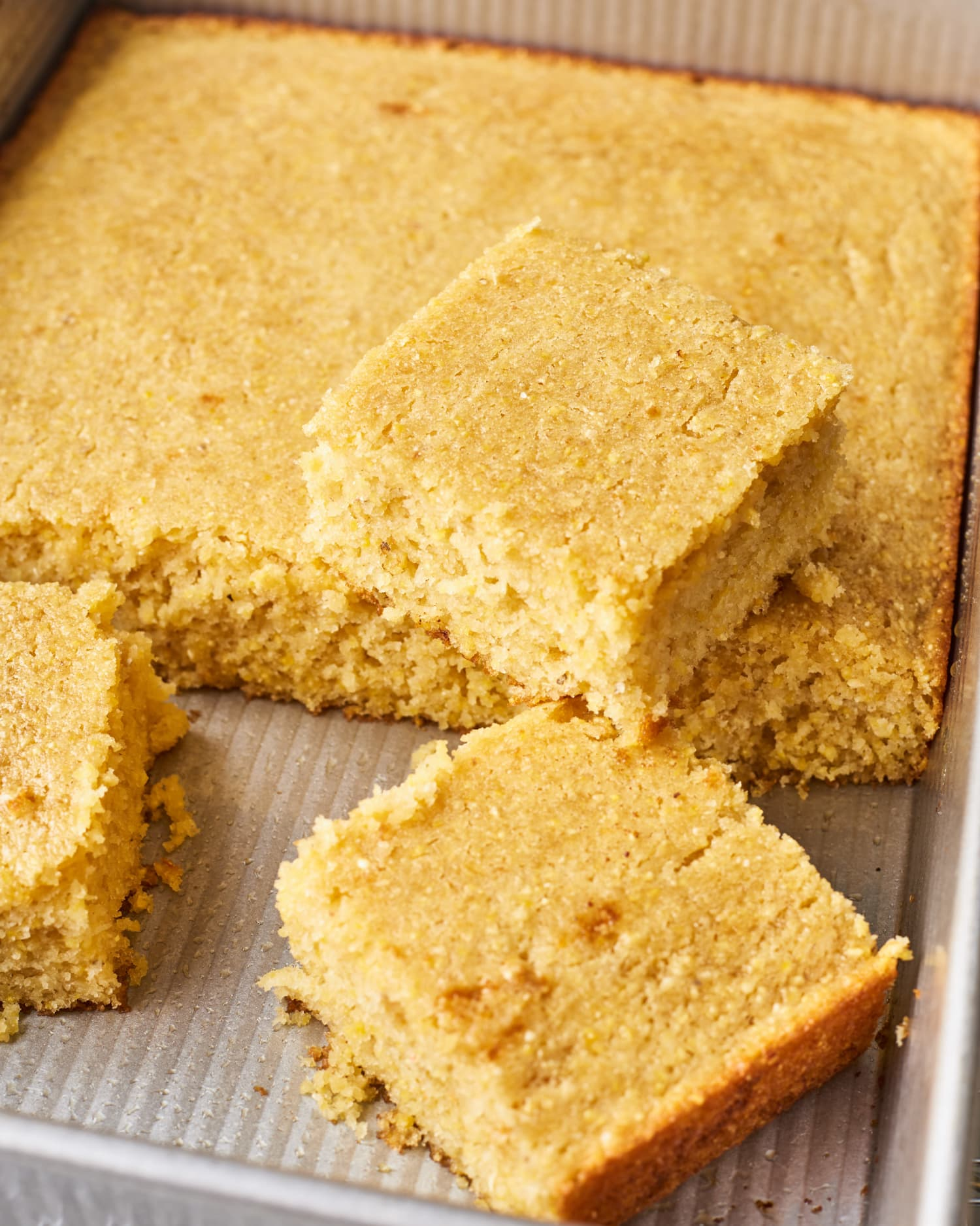 How To Make the Very Best Sweet Cornbread