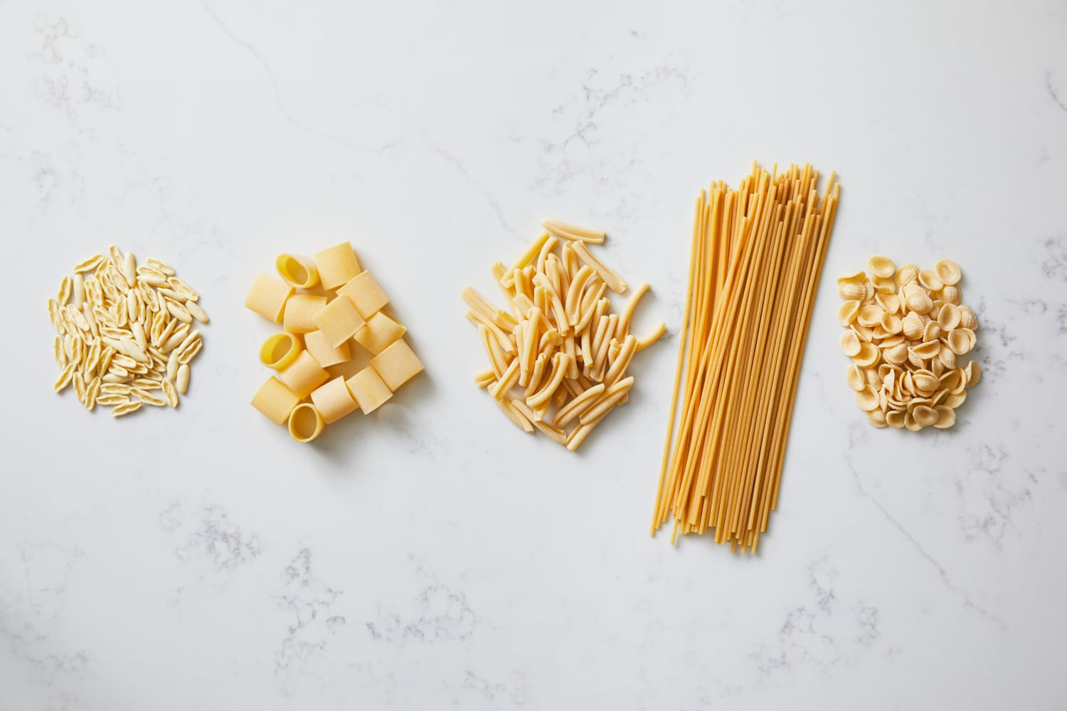 5 Pastas That Instantly Fancy Up Weeknight Dinner