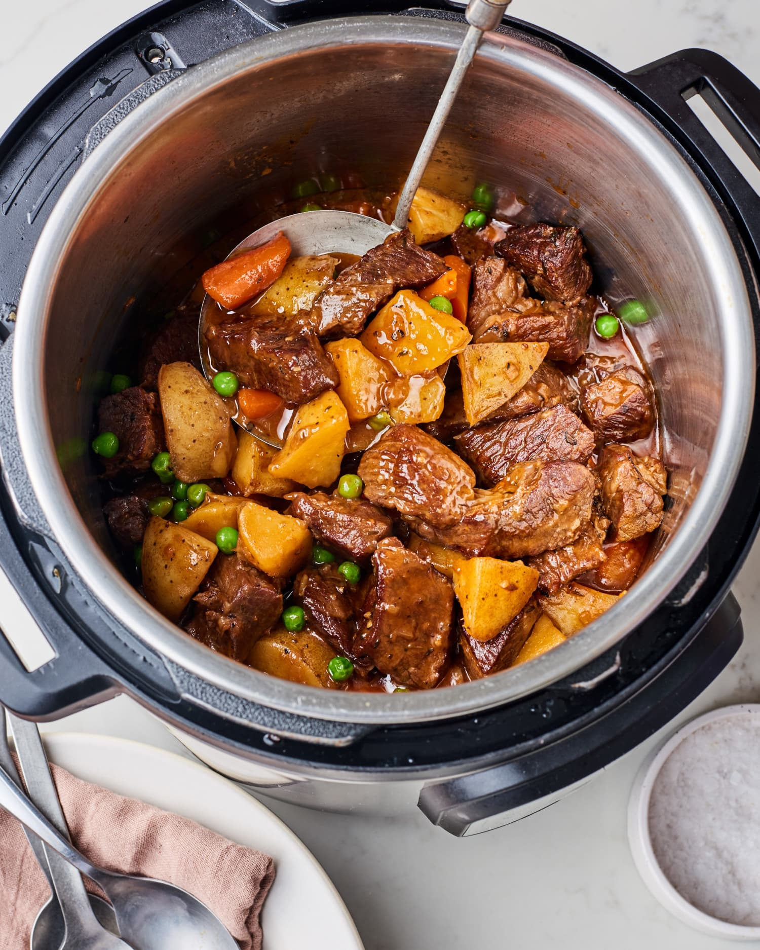 4 Tips for Making Better Beef Stew in Your Instant Pot