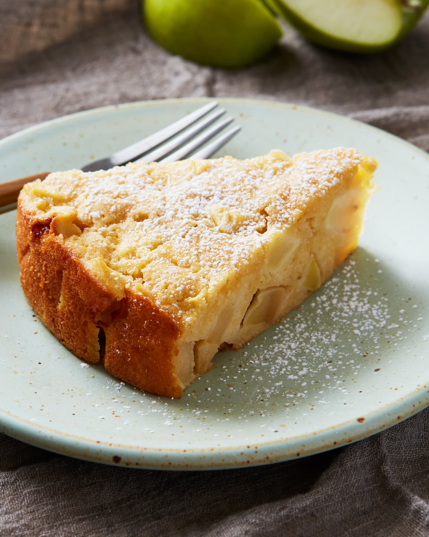 Classic French Apple Cake Is the Perfect Fall Dessert