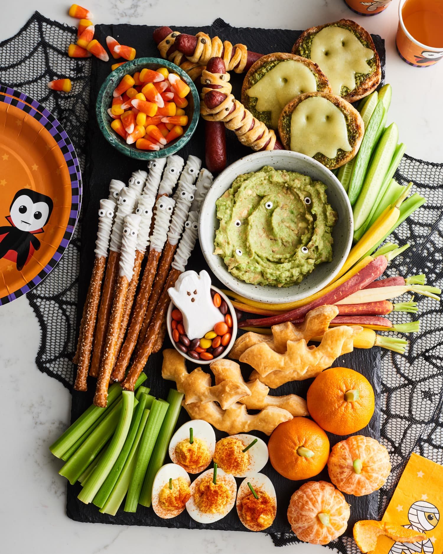 This Ultimate Halloween Snack Board Is So Good, You Might Forget to Trick-or-Treat