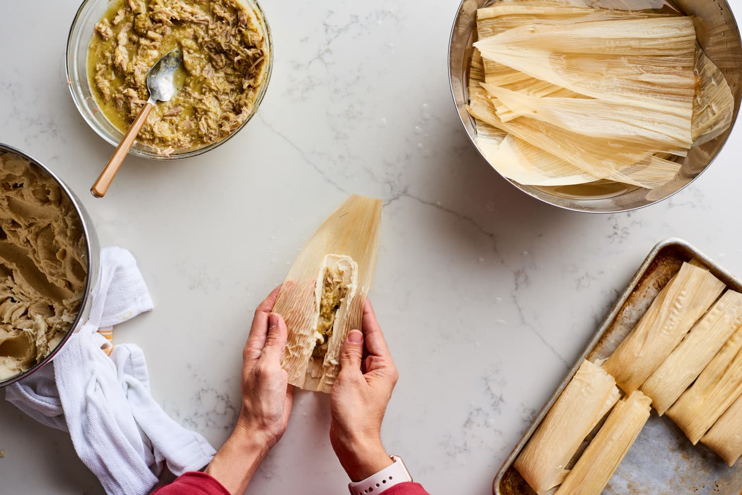 Why Tamales Are the Most Amazing Weeknight Dinner (Yes, Really!)