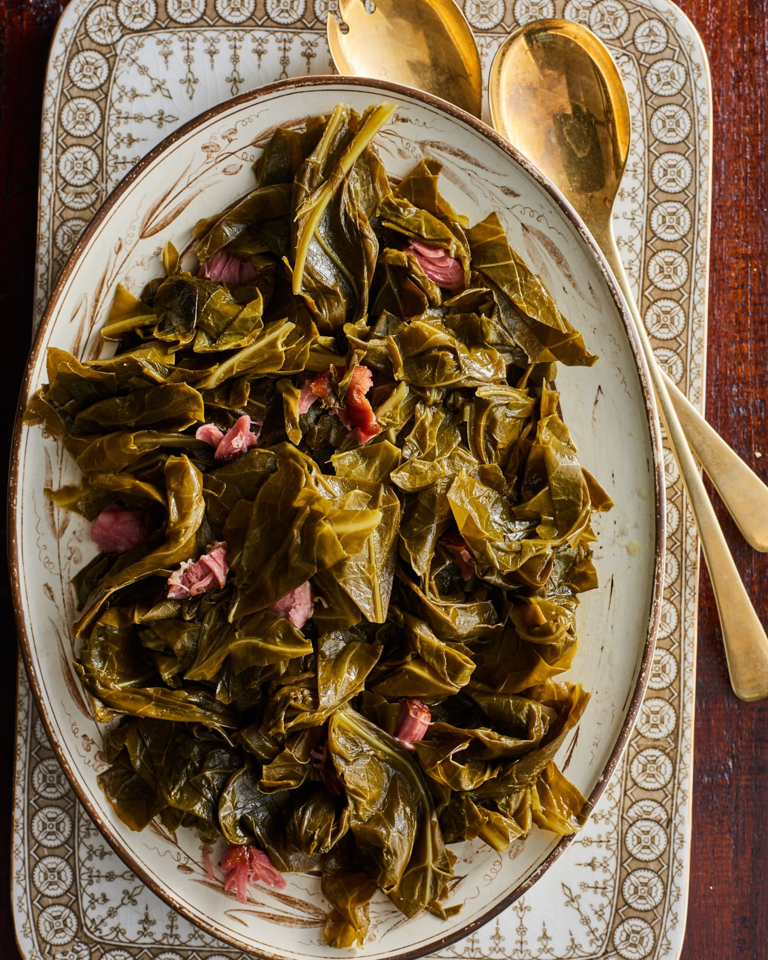 The Collard Greens Recipe That Tastes Like Mom's Cooking