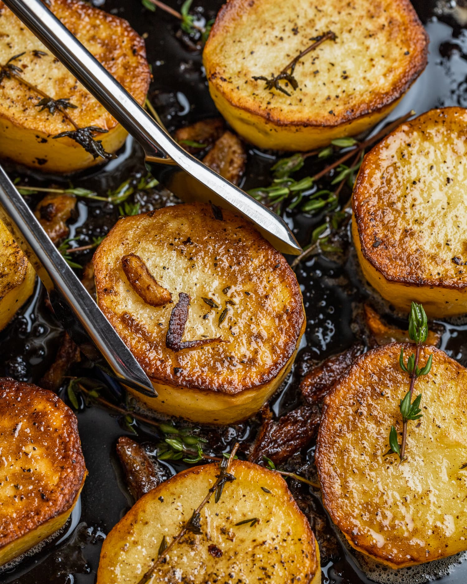 Fondant Potatoes Are The Fanciest Way To Prepare Potatoes