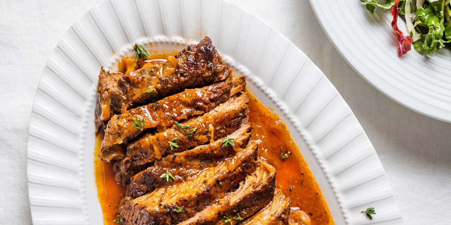 How to Cook for Passover This Year, of All Years