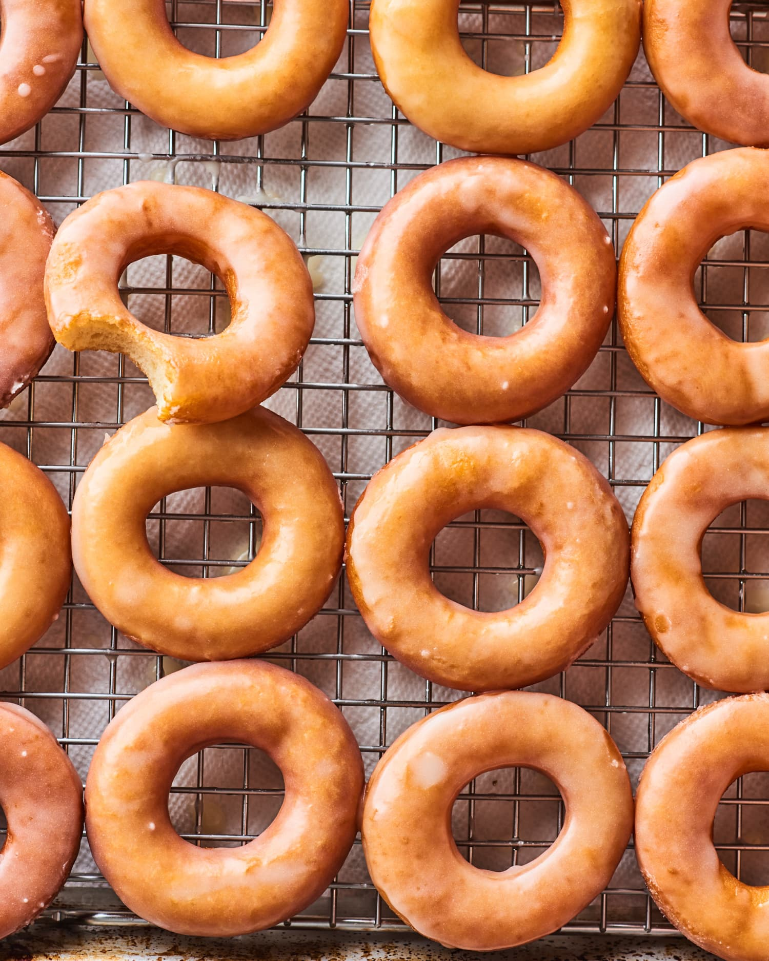 Make These Doughnuts from Scratch, Then Take Over the World