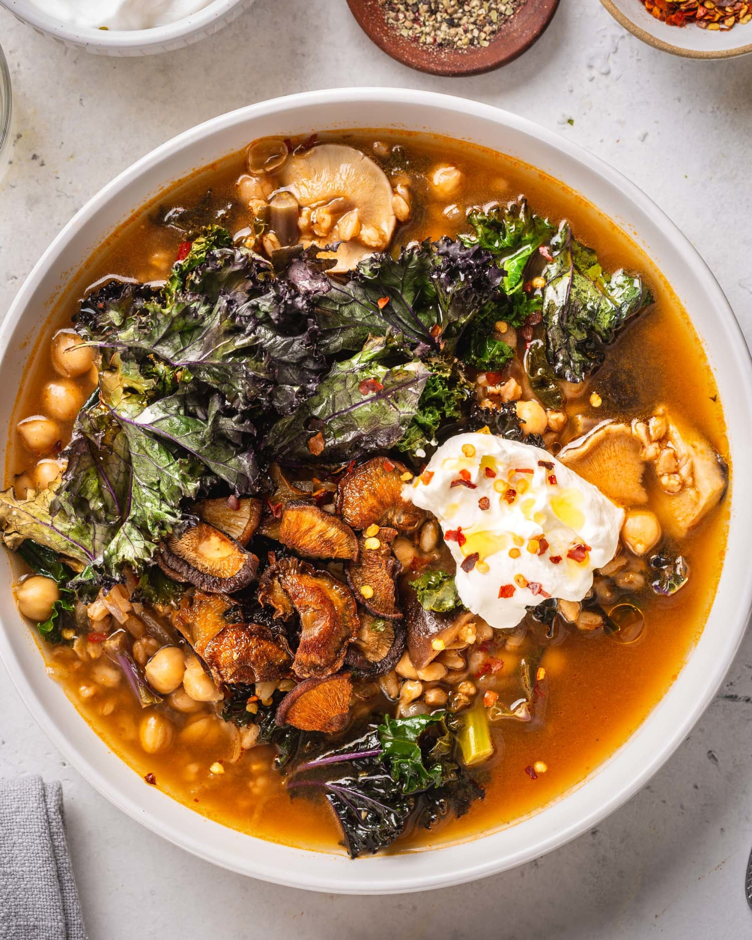 I Thought I Didn't Like Soup — But This Mushroom Soup Changed My Mind