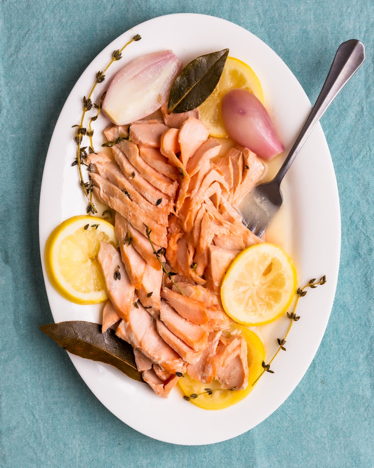 Buttermilk-Poached Salmon Is the Foolproof Salmon Method You Need to Memorize