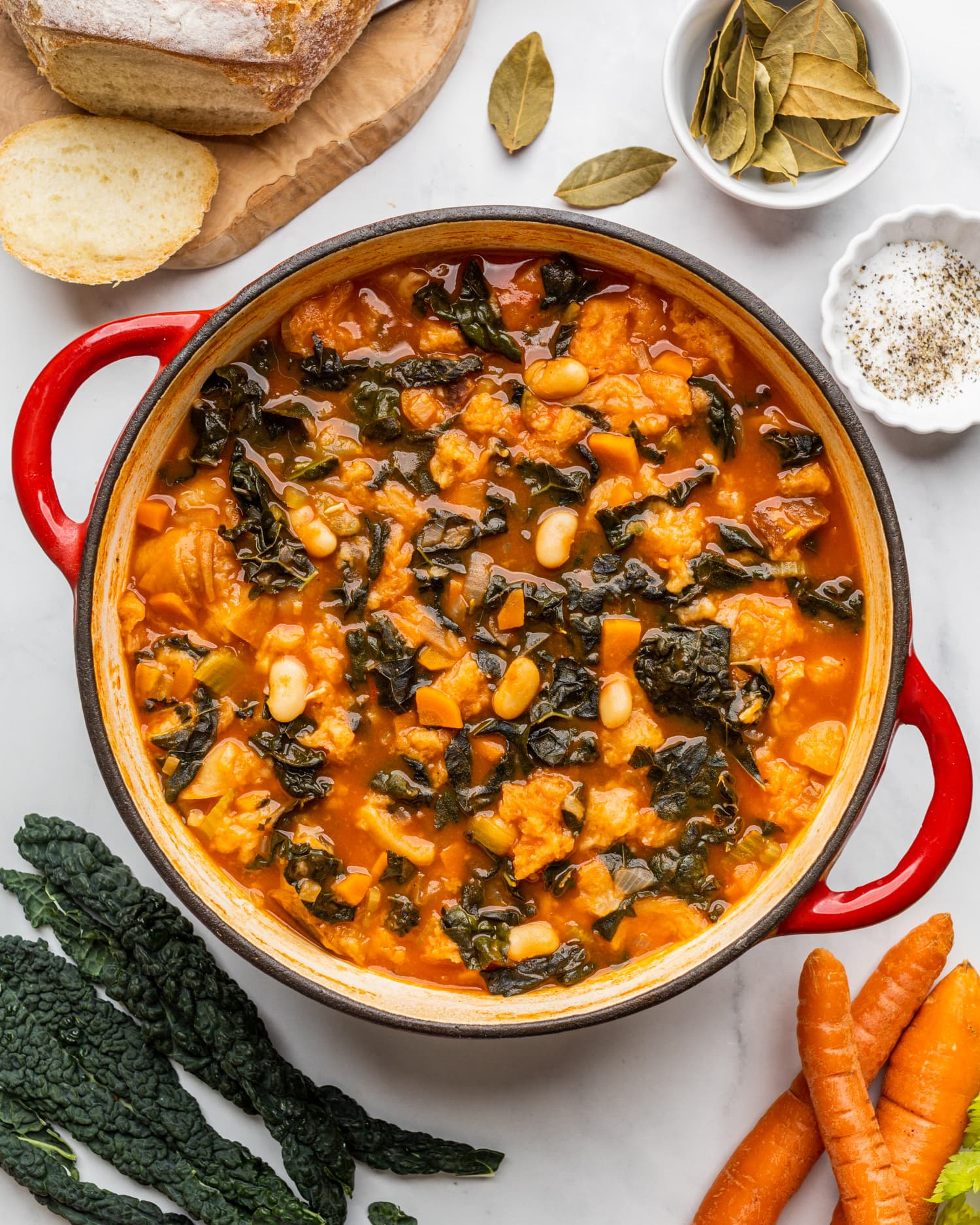 This Veggie-Packed Italian Soup Is So Satisfying