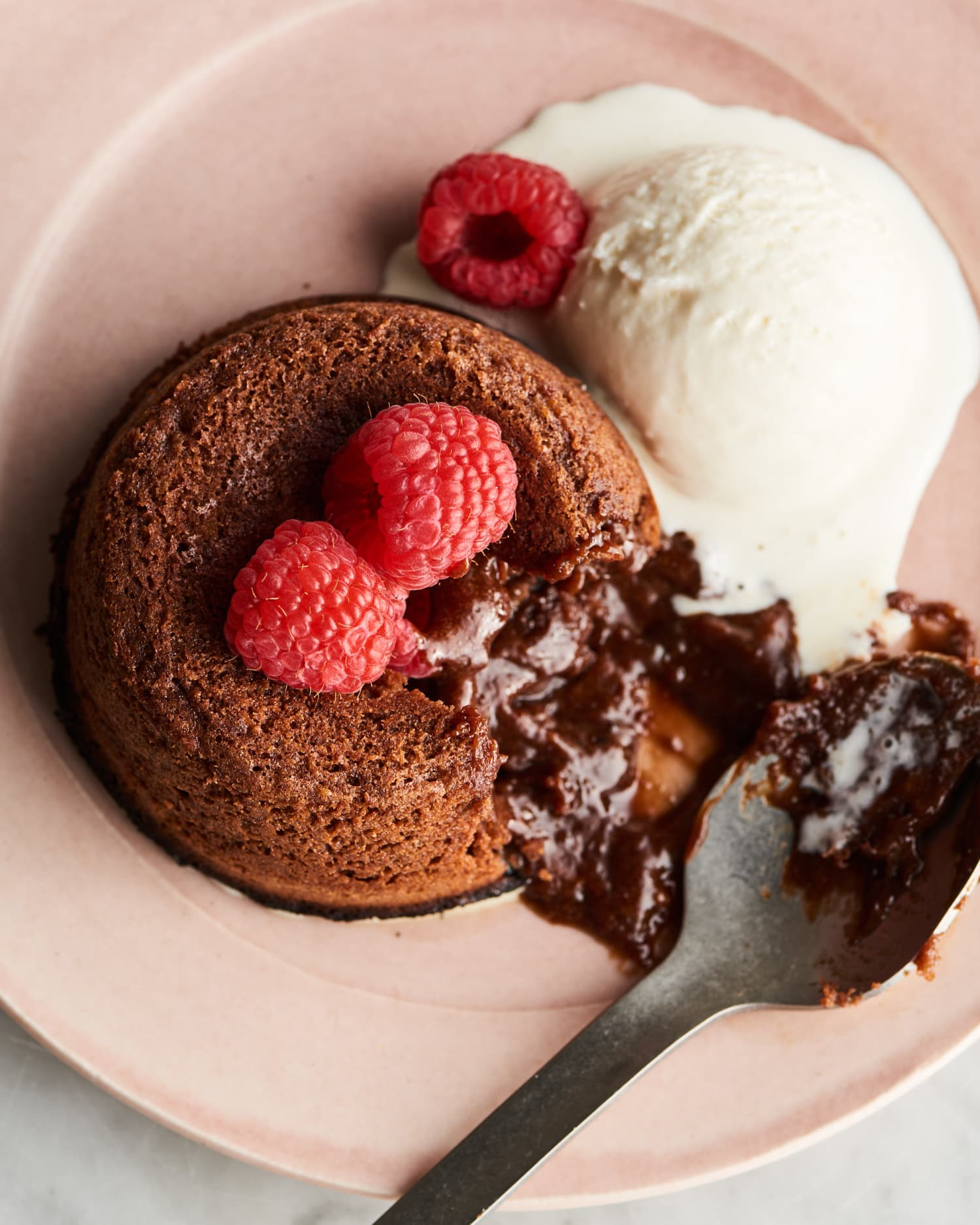 Here's How to Make Classic, Perfectly-Gooey Chocolate Lava Cakes at Home
