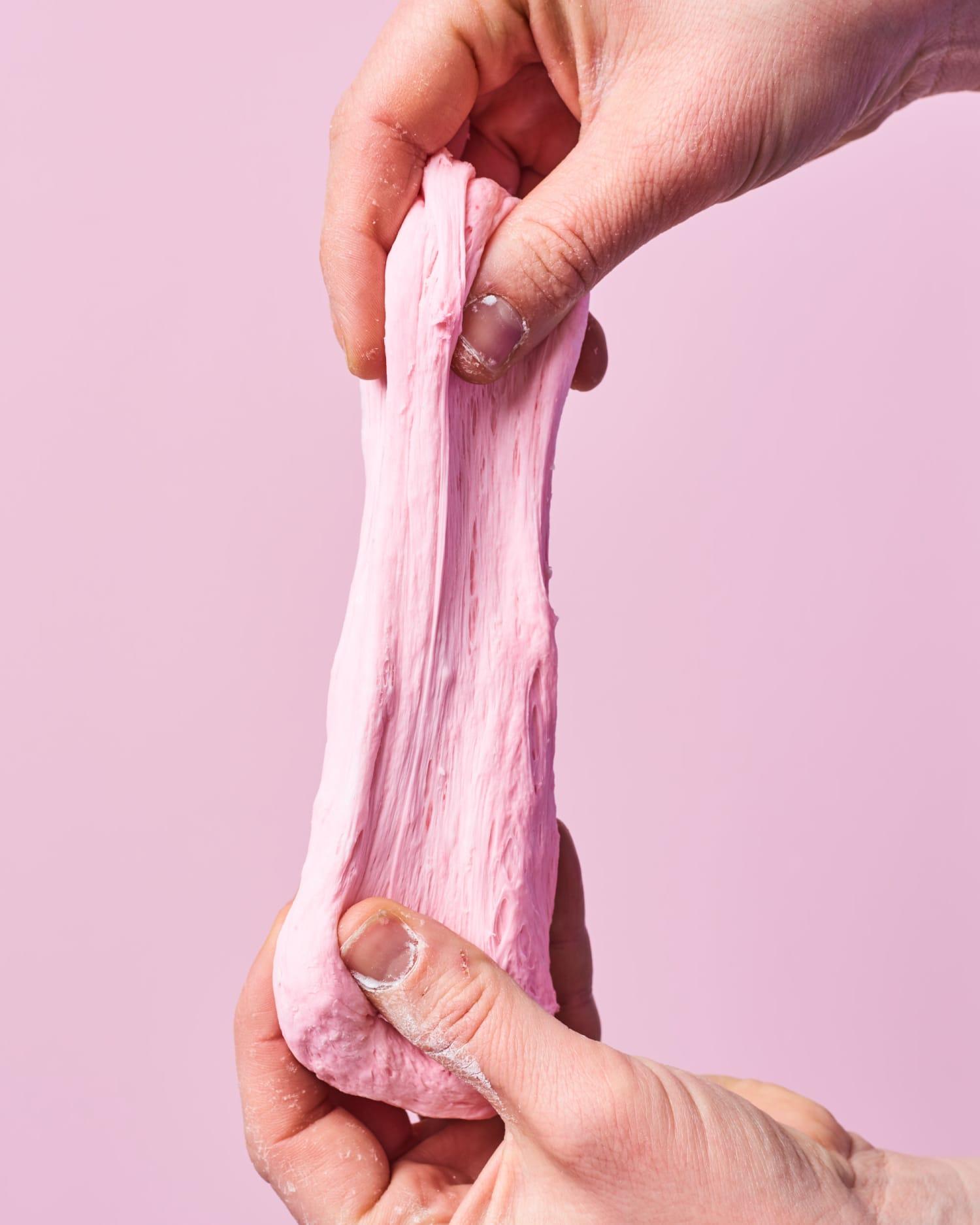 Why Make Slime When You Can Make Edible Playdough