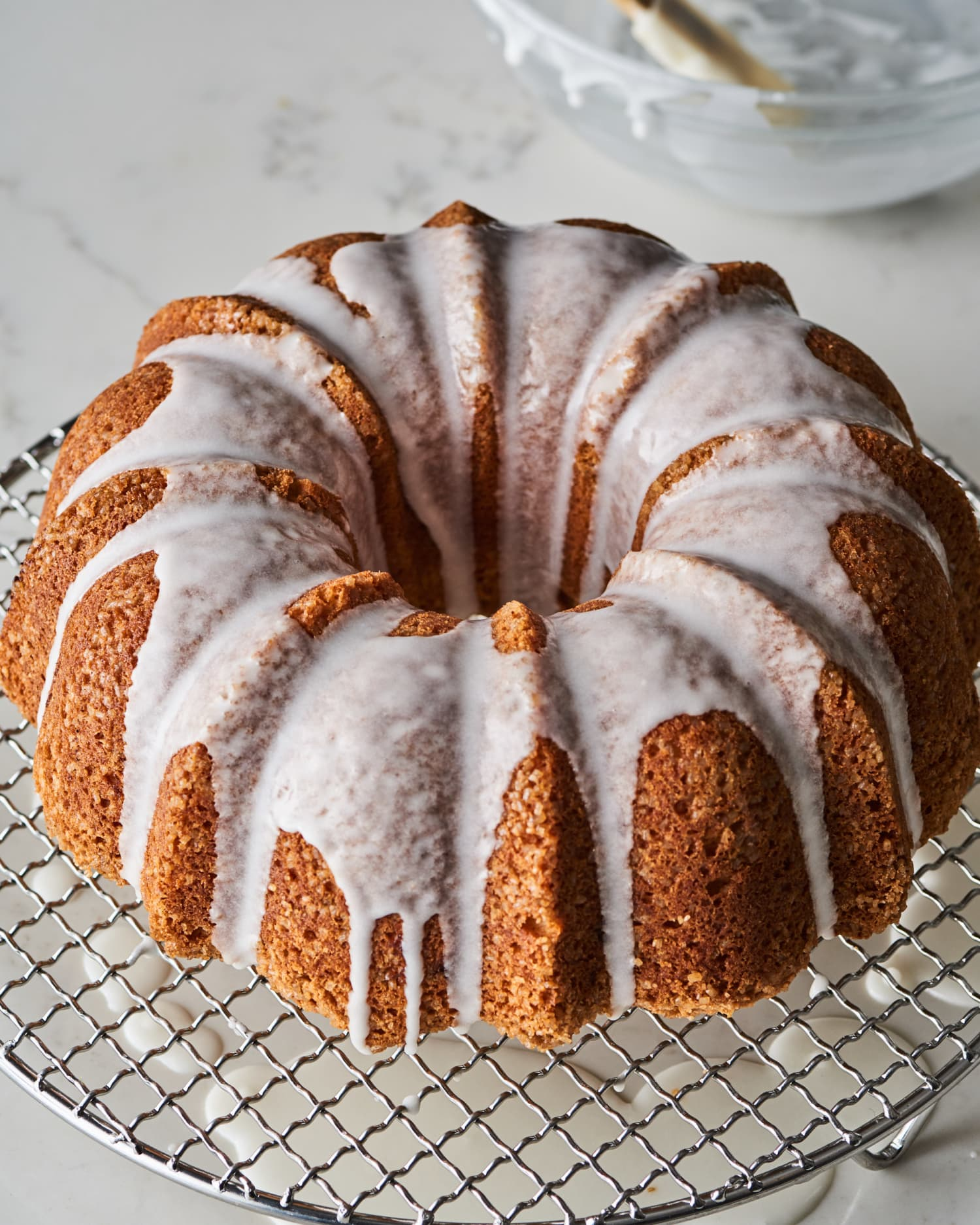 The One and Only Bundt Cake Recipe You'll Ever Need