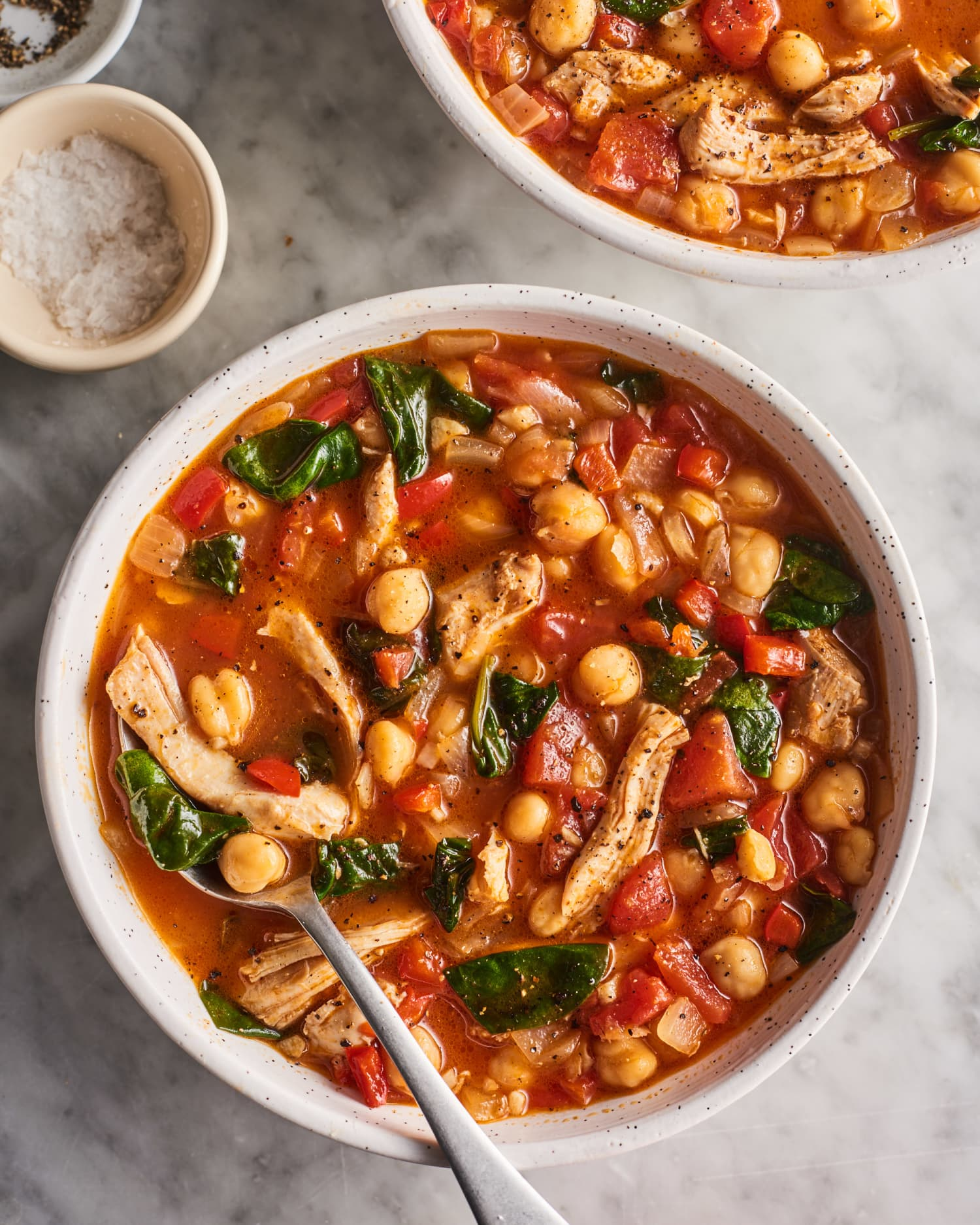 The Soothing Chicken and Chickpea Soup We All Need Right Now
