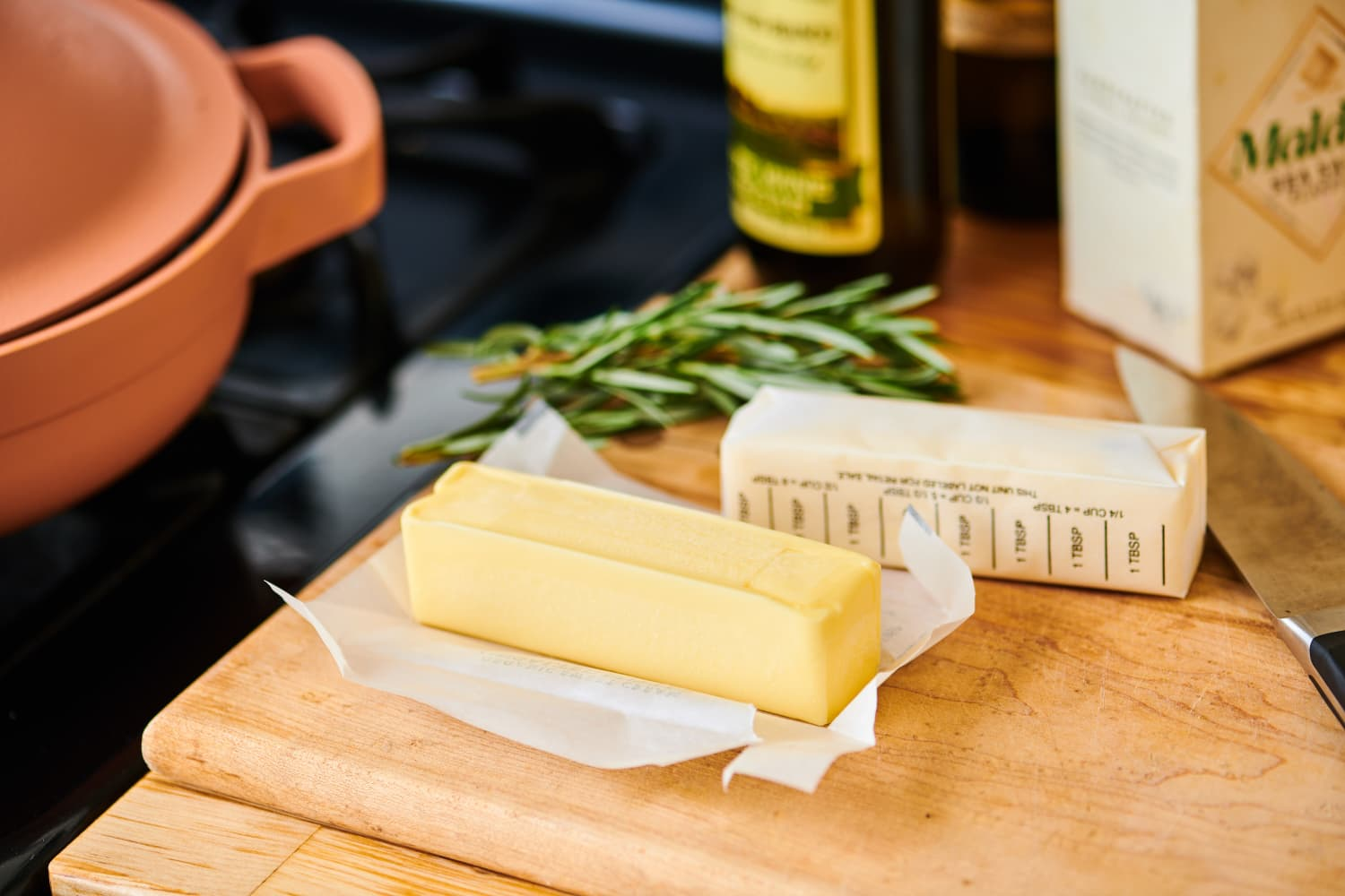 A Brilliant Tip for Softening Butter in 2 Minutes or Less