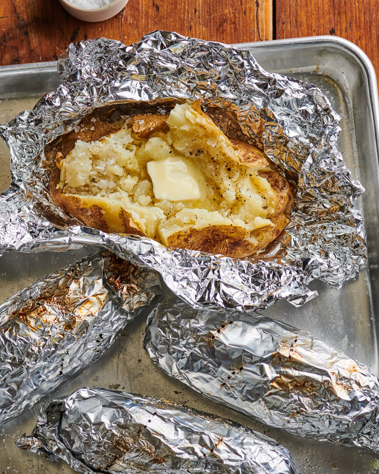 How To Make a Baked Potato on the Grill: A Foolproof Method for Fluffy, Smoky Spuds