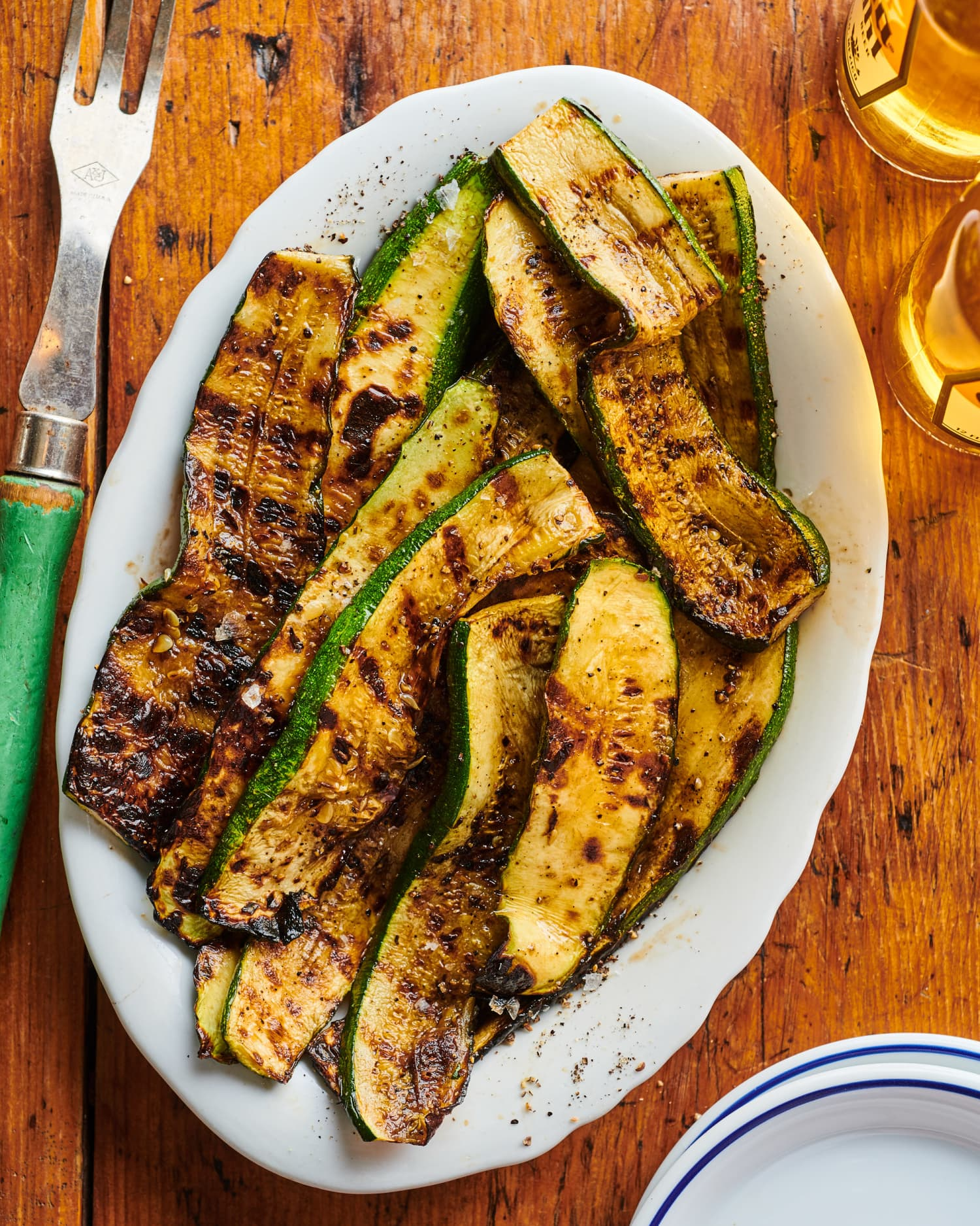 How To Grill the Absolute Best Zucchini