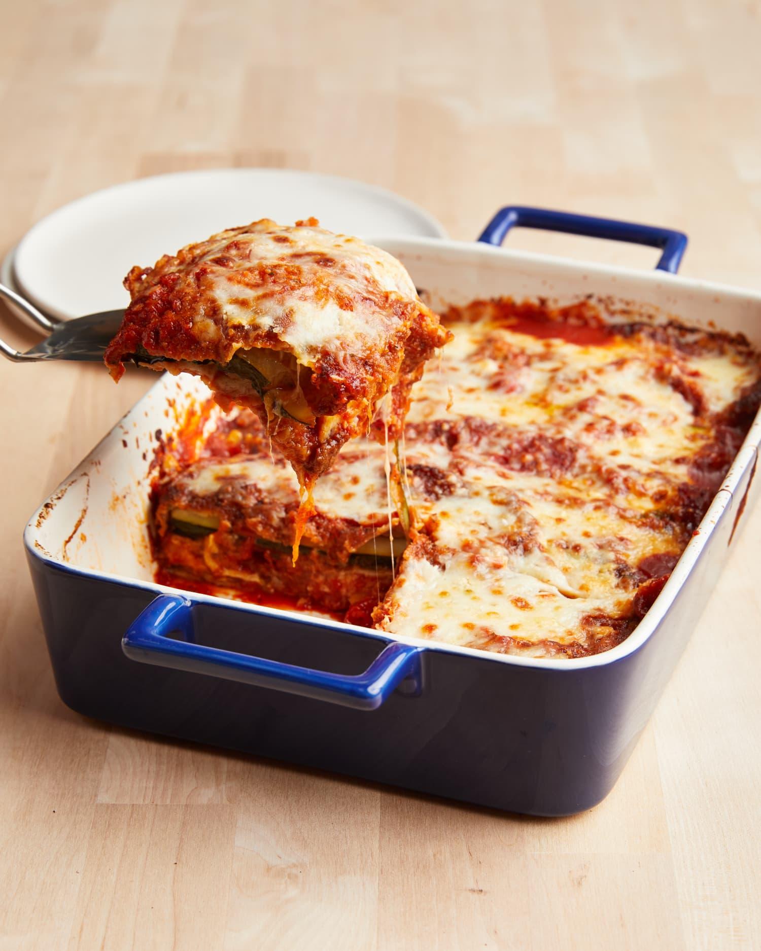 Zucchini Parmesan Is Summer's Greatest Comfort Food