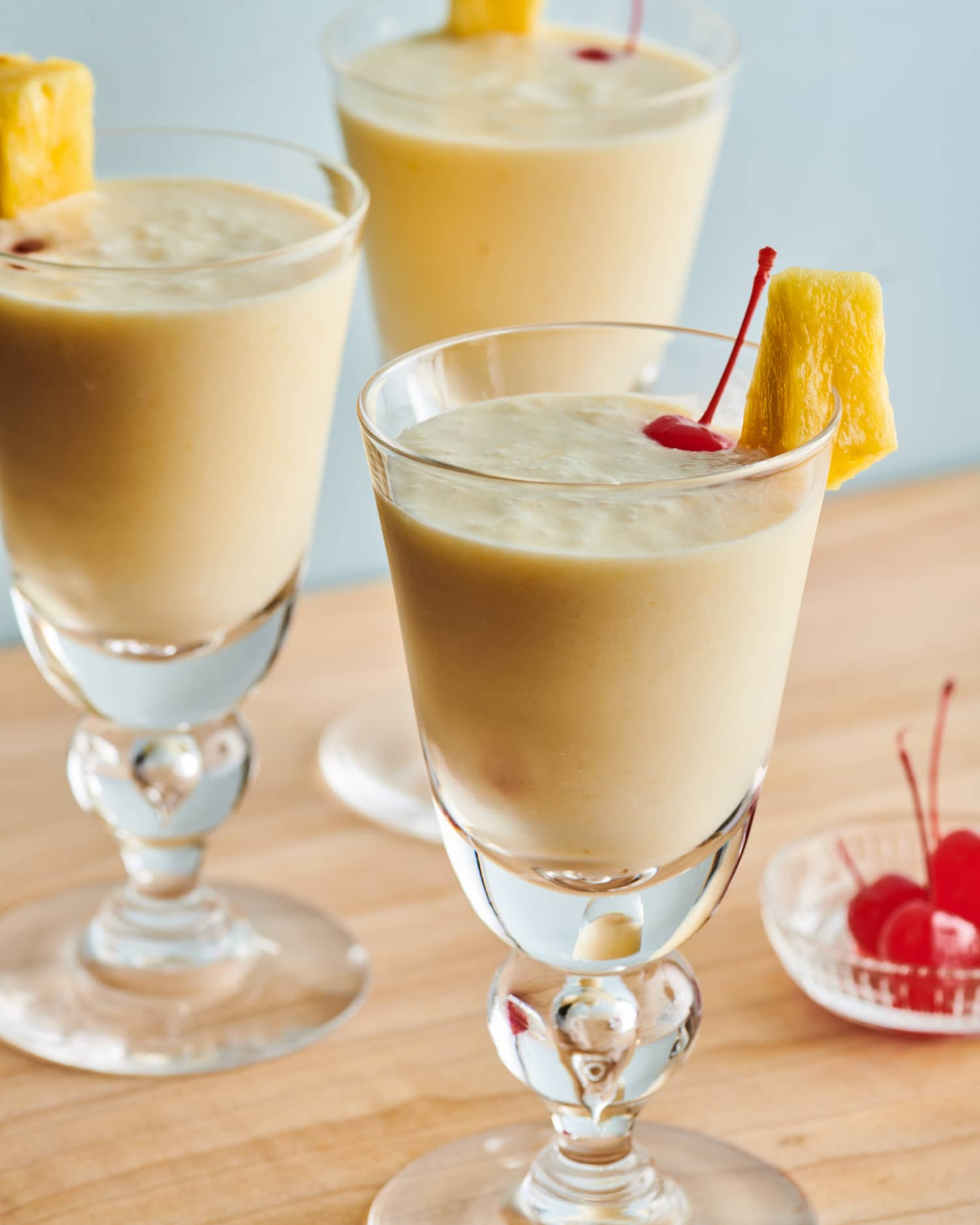 Take a Beach Vacation at Home with a 3-Ingredient Piña Colada