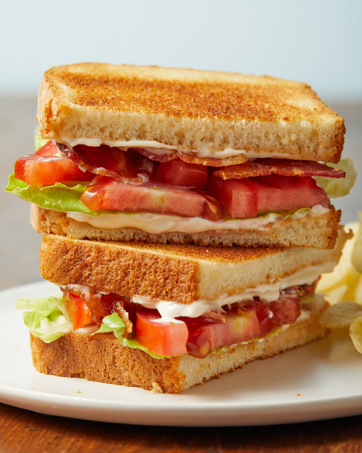 A BLT Is the Ultimate Summer Sandwich. Here's How to Make the Very Best One.