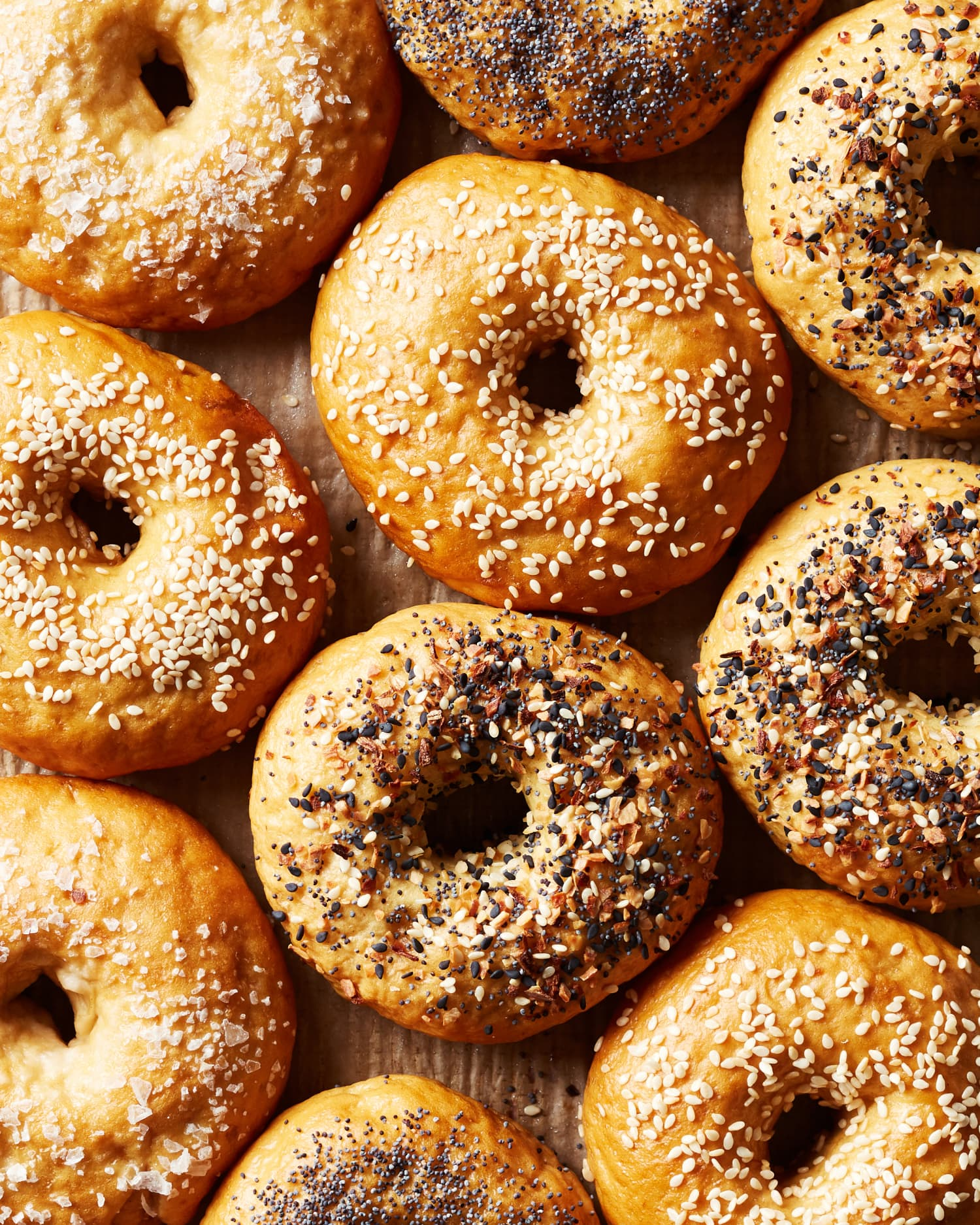 How to Make Warm, Chewy Homemade Bagels (Yes, You'll Be a Hero)