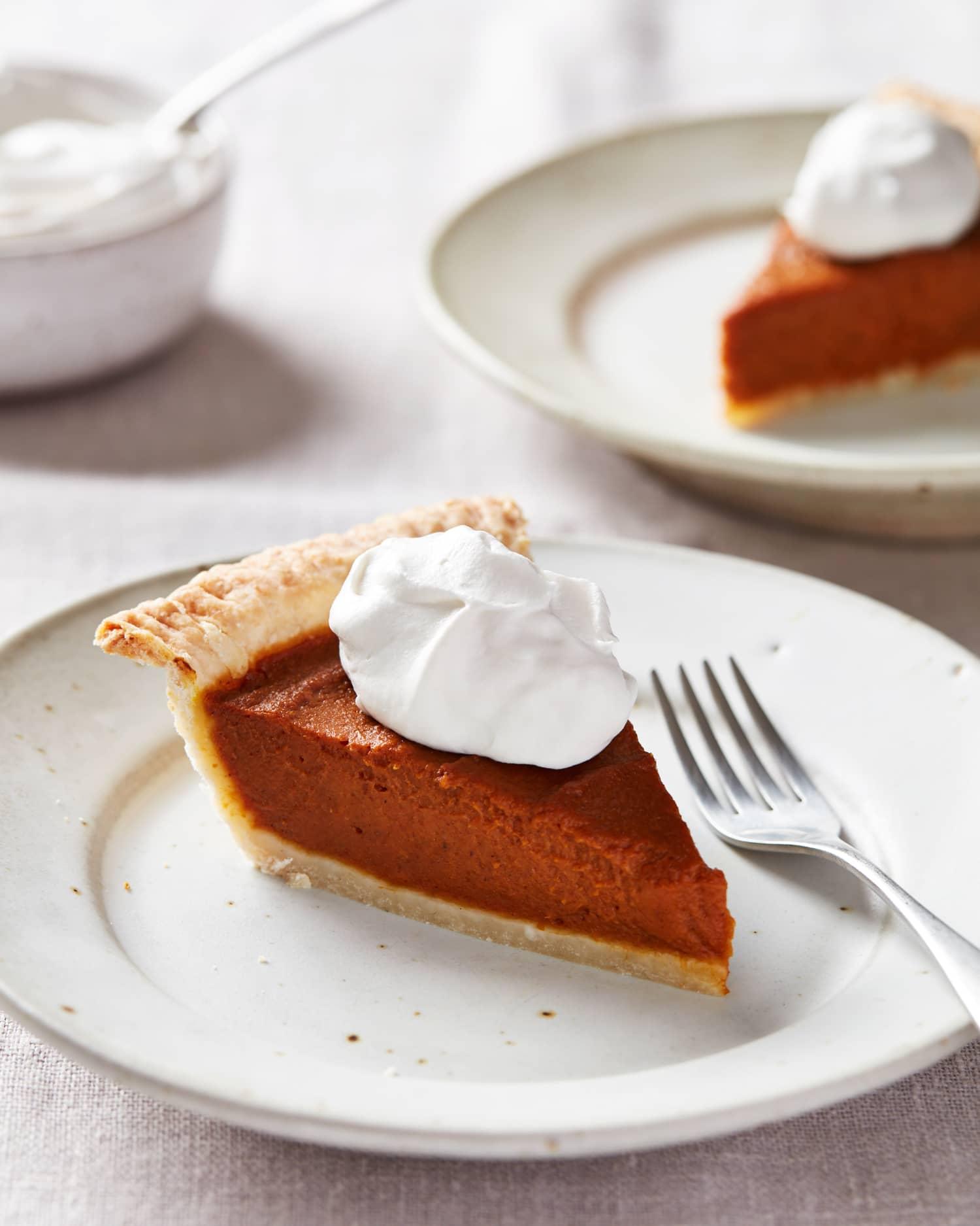 How To Make the Best Vegan Pumpkin Pie