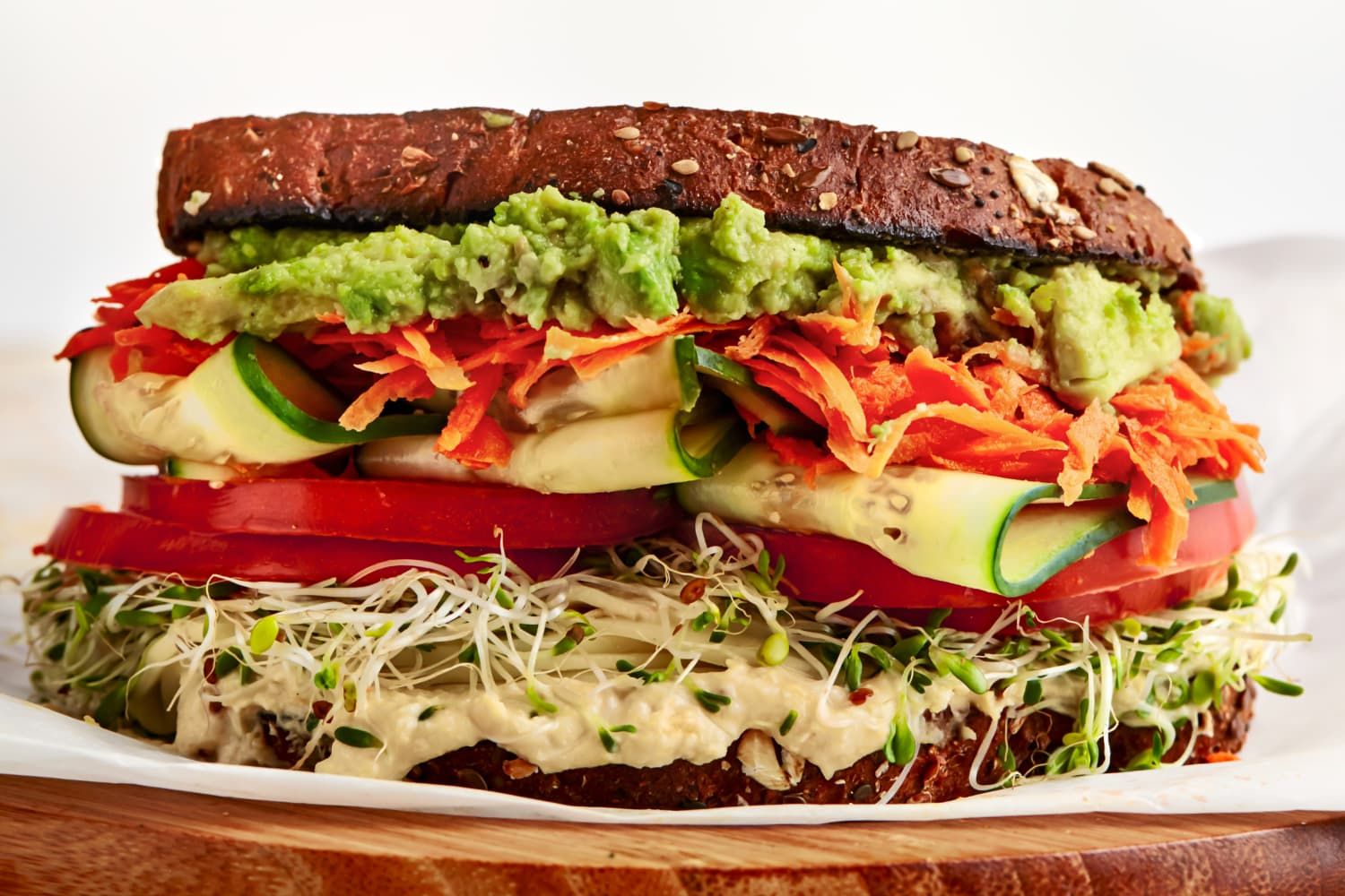 A Mile-High California Sandwich for the Hippie in All of Us