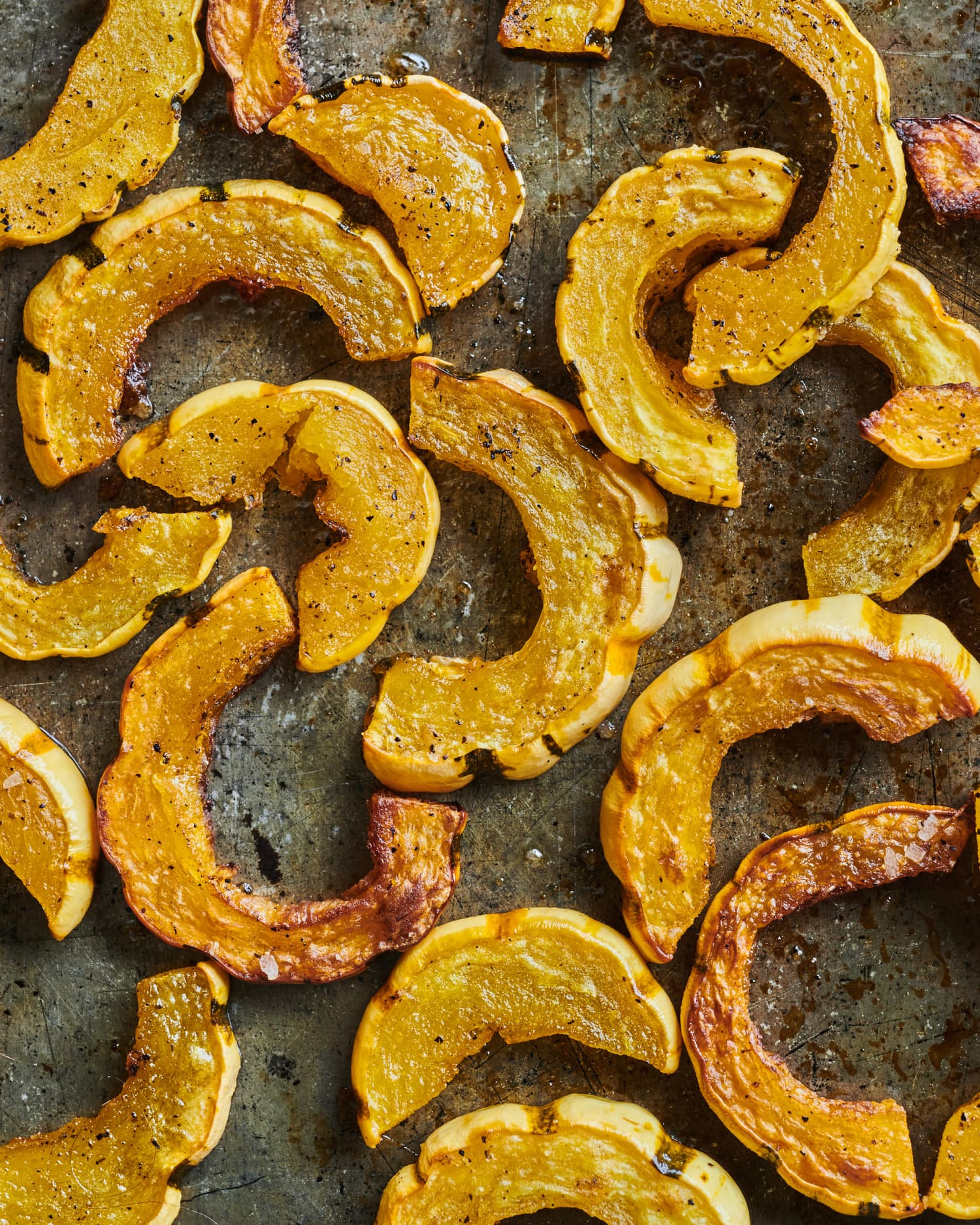 Roasted Delicata Squash Is the Sleeper Hit of Fall Veggies