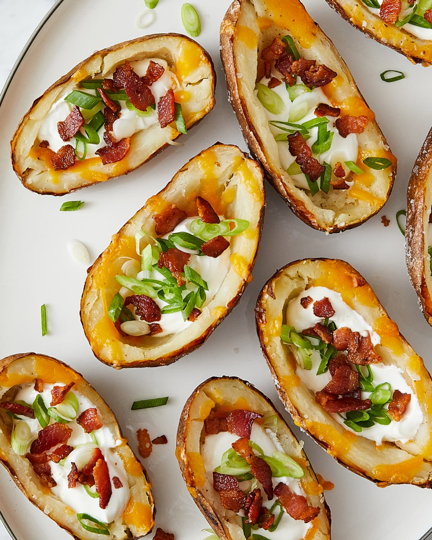 How to Make the Best-Ever Loaded Potato Skins