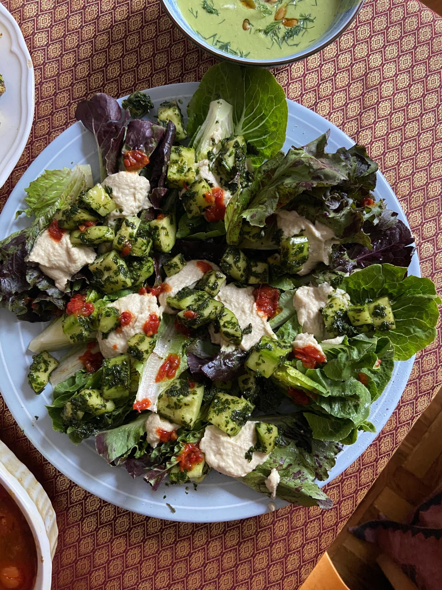 The Creamy, Crave-Worthy Dressing That Makes Any Salad a Star